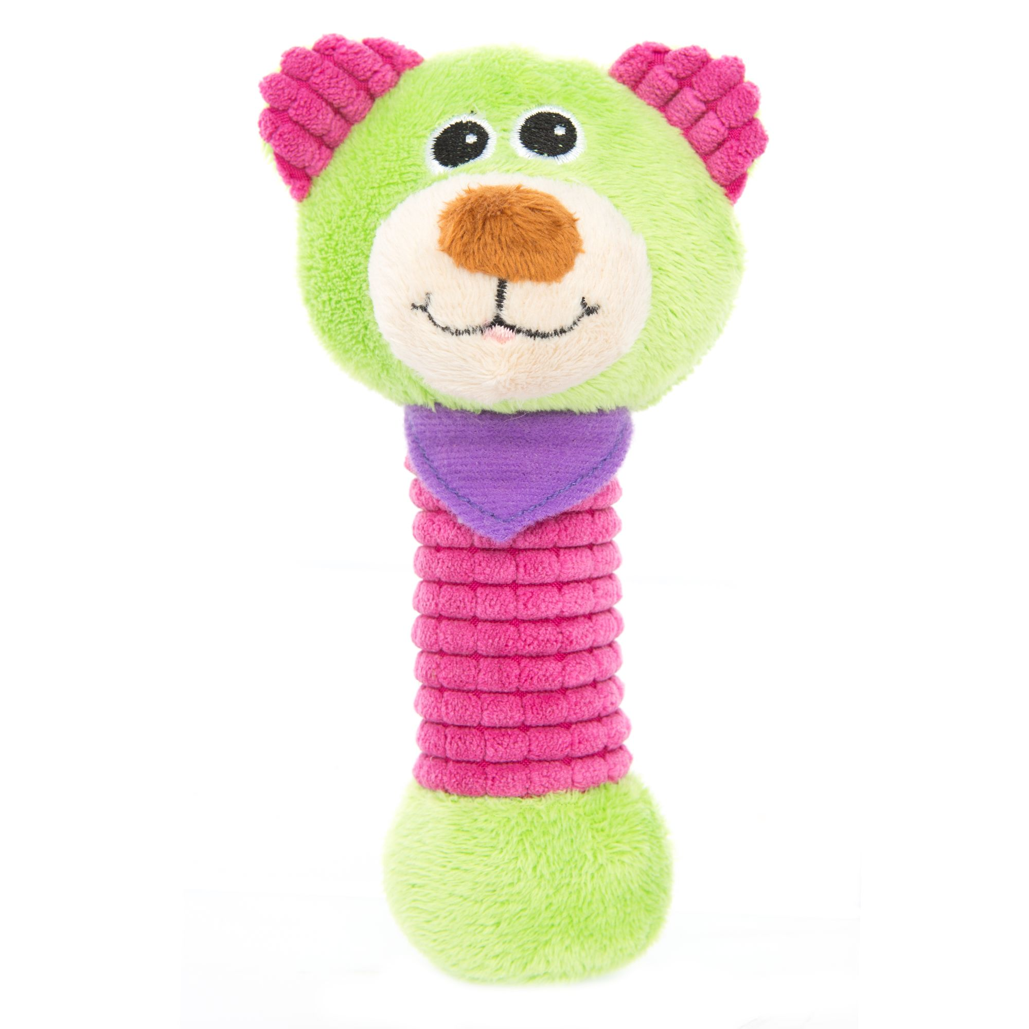 Puppiesrus Rattle Stick Plush Dog Toycolor Varies Puppies R Us