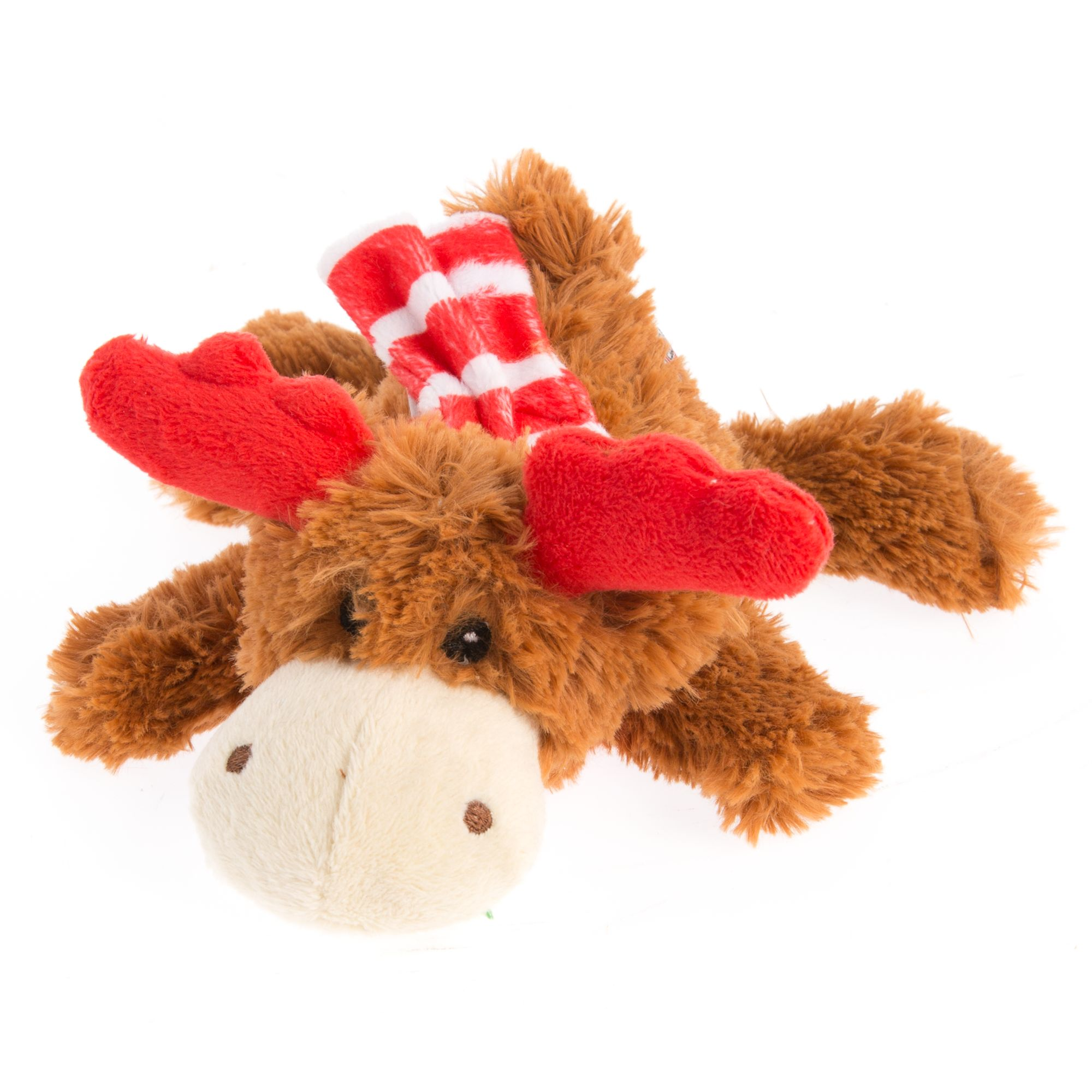 Kong® Holiday Cozie Reindeer Dog Toy 5258013