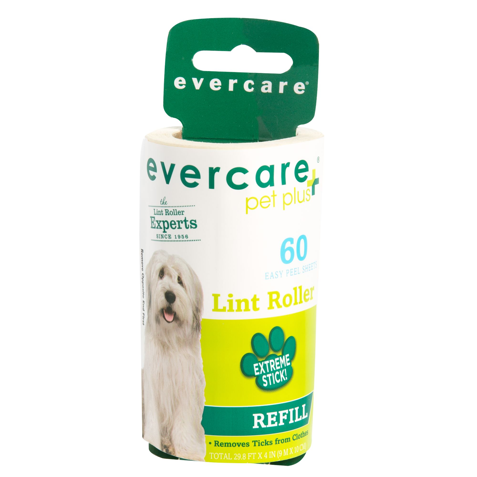 Evercare Pet Hair Remover Roller Refill 5258091