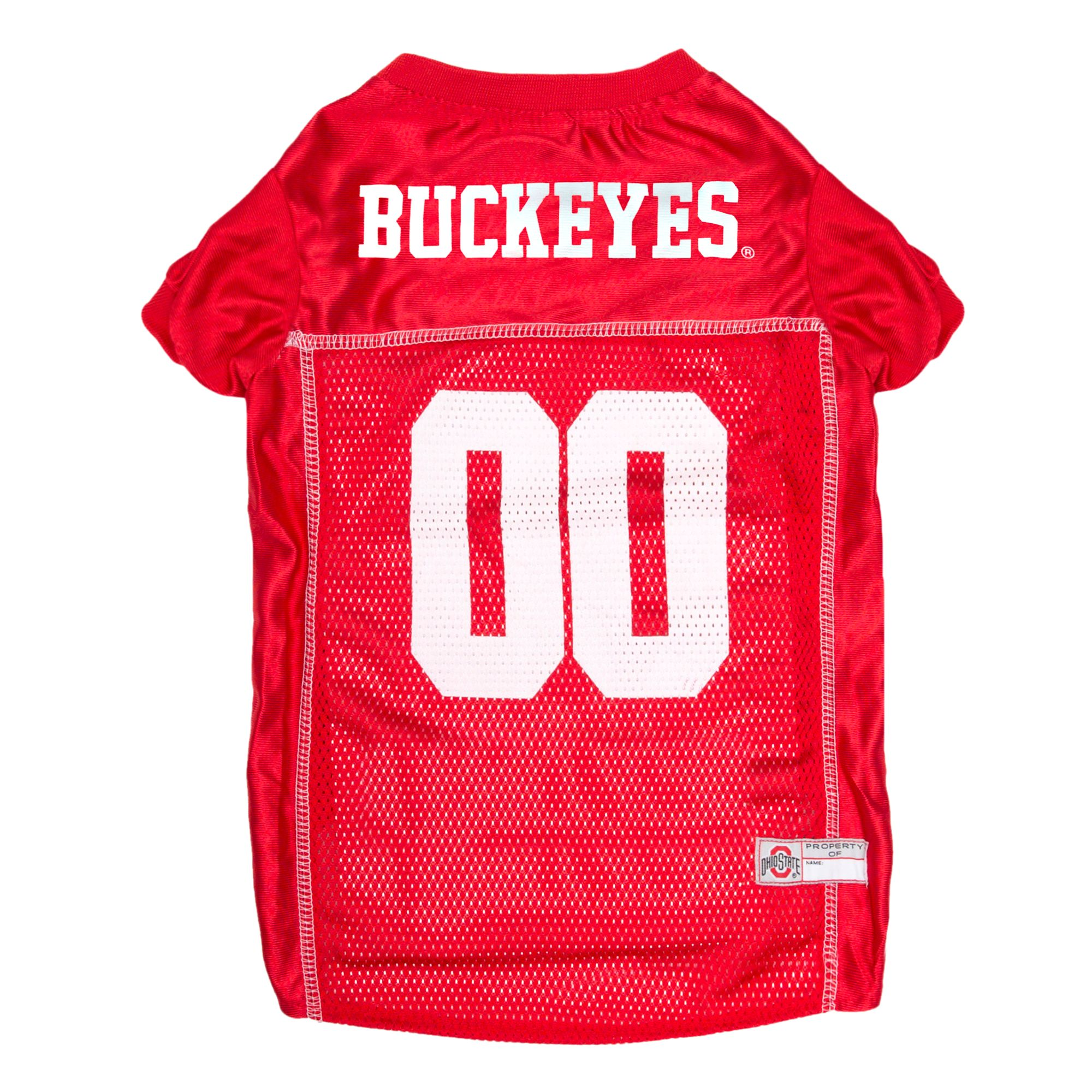 Ohio State University Buckeyes Ncaa Jersey size: X Large 5259006