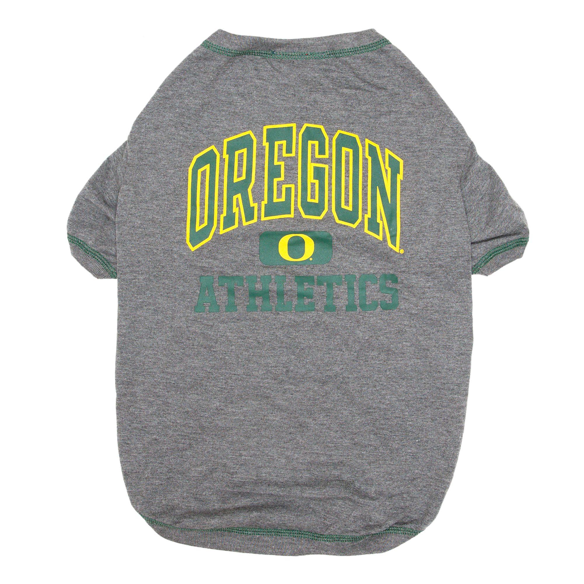 University of Oregon Ducks Ncaa Team Tee size: Small, Pets First 5259170