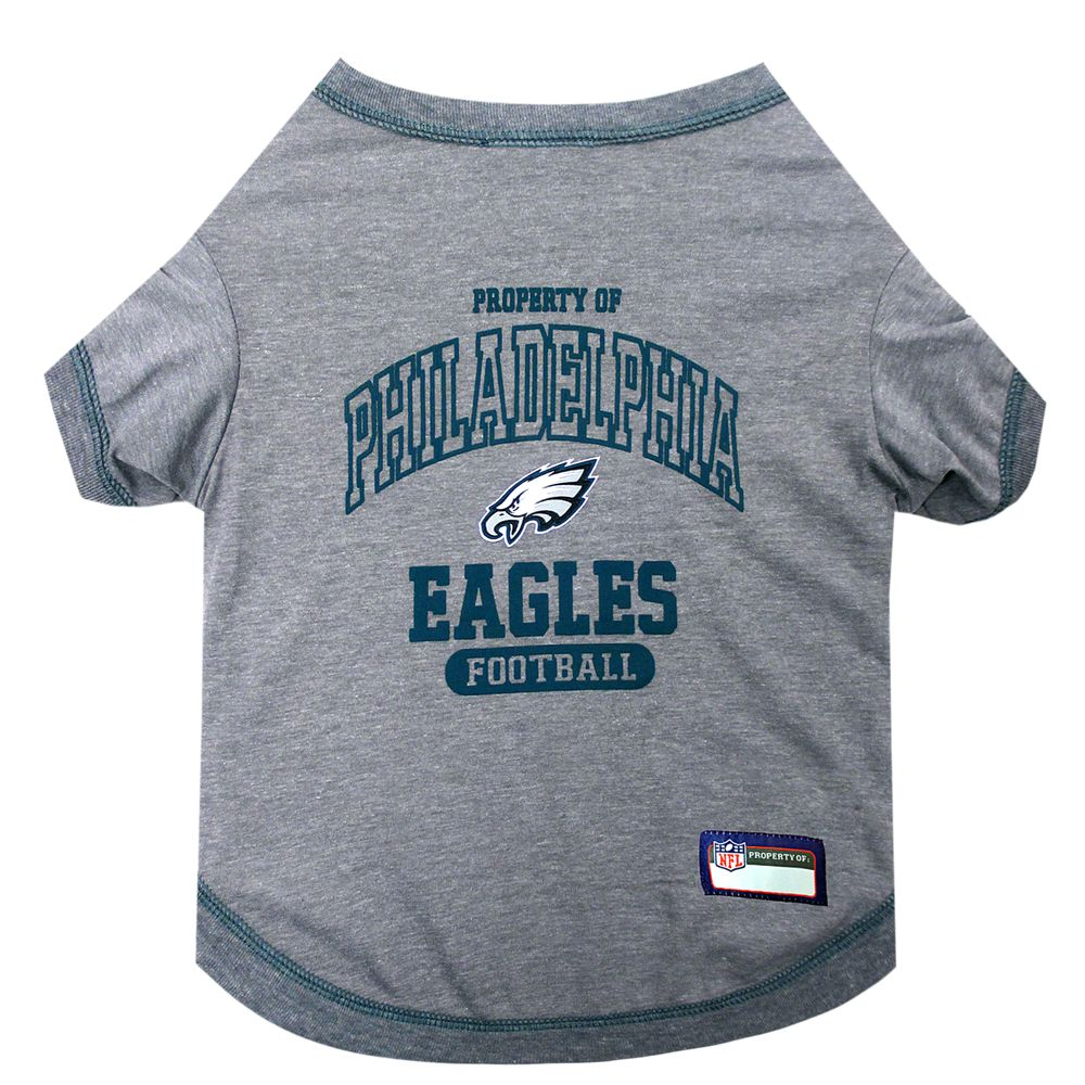 Philadelphia Eagles NFL Team Tee size: X Large, Pets First 5259603