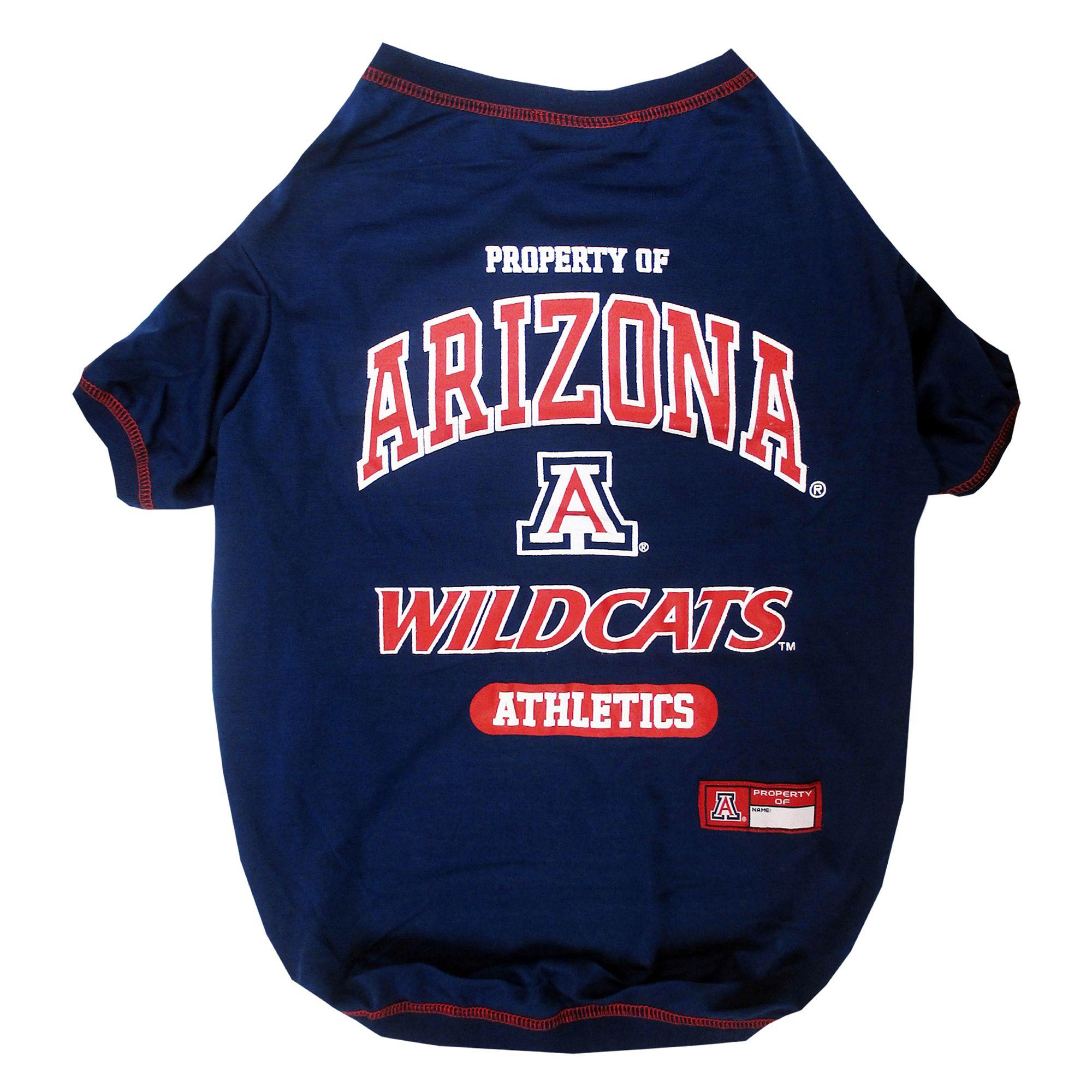 Arizona Wildcats Ncaa T Shirt Size X Large Pets First