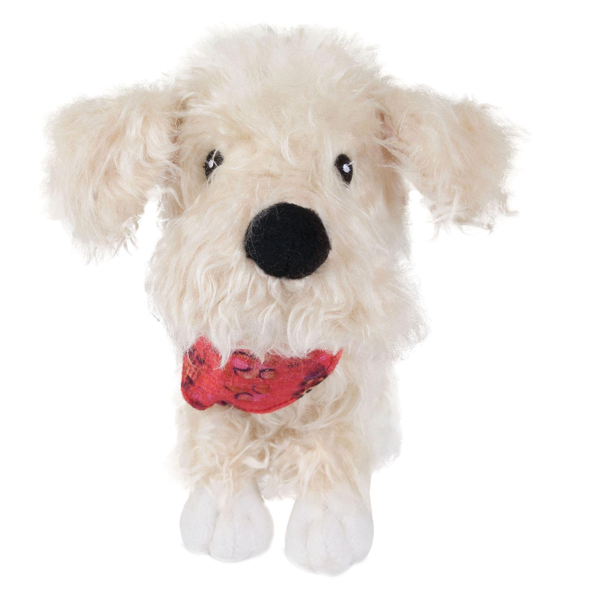 Muttnation Rescue Mutt Delilah Dog Toy Mutt Nation