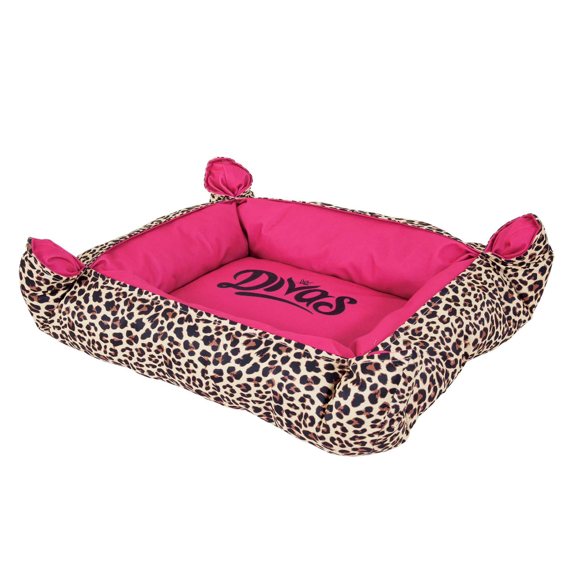Wwe Diva Pinch Corner Cuddler Dog Bed