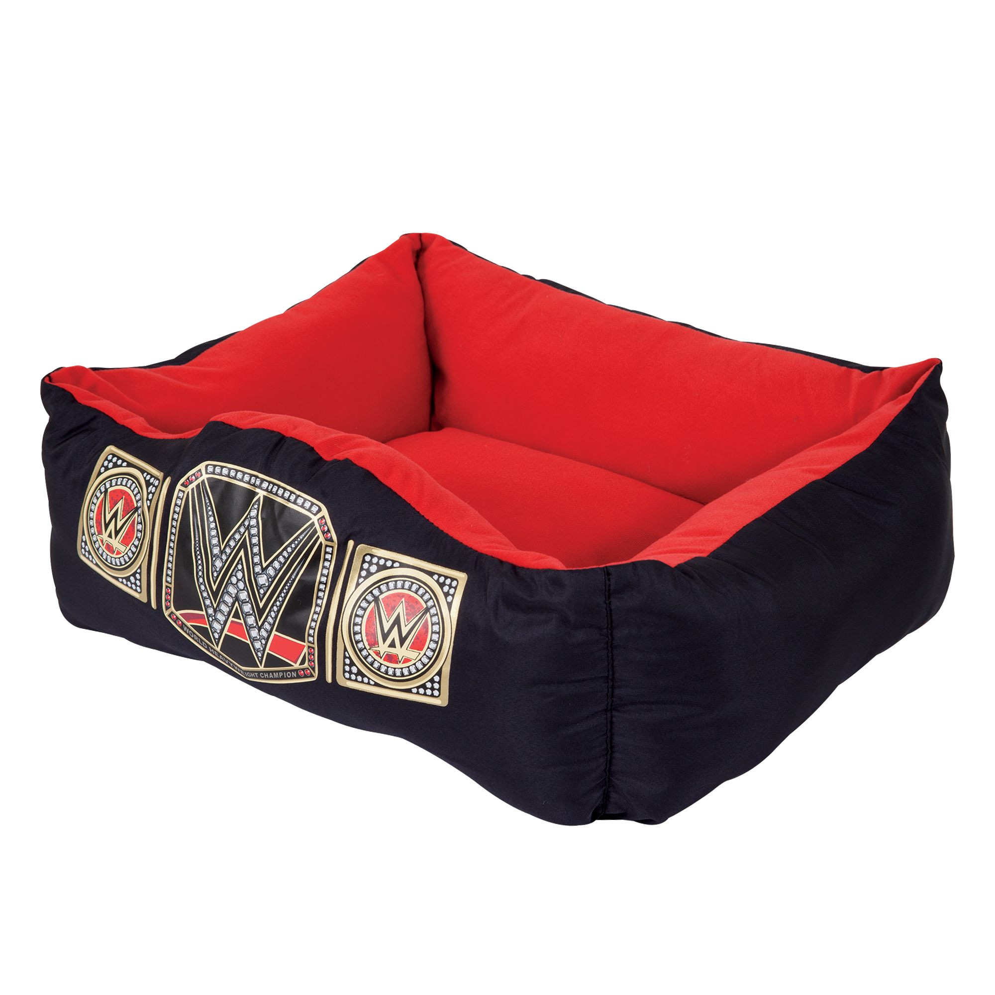 Wwe Championship Lounger Dog Bed