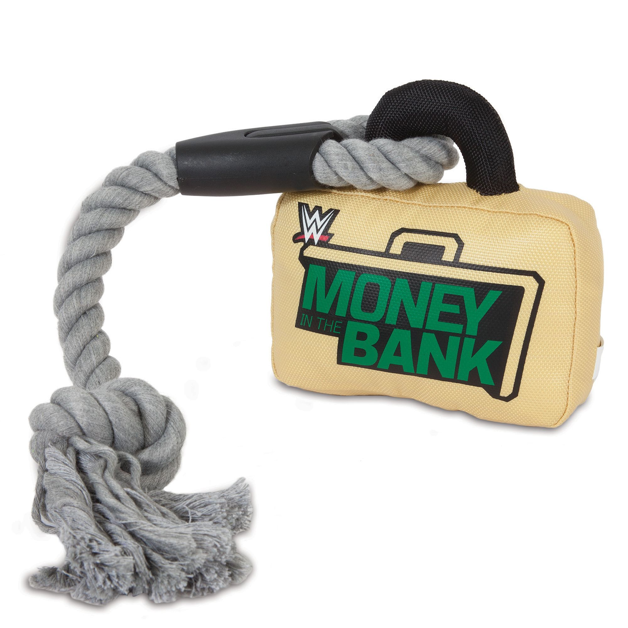 WWE Money Bank Tug Dog Toy 5259986