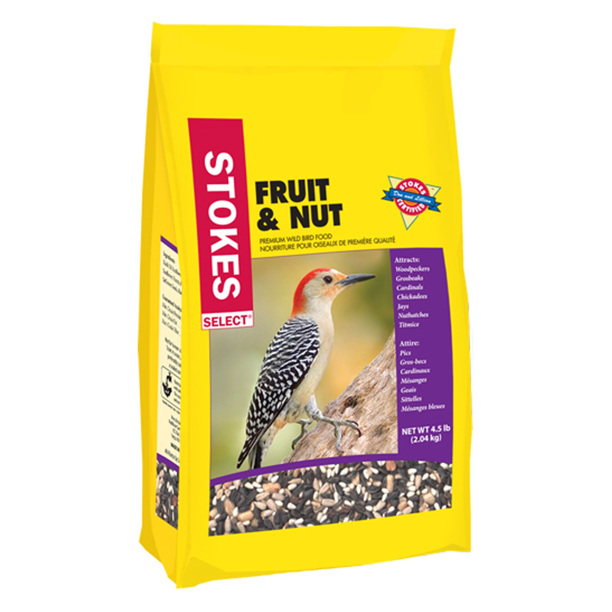 Stokes Select Fruit And Nut Wild Bird Feed