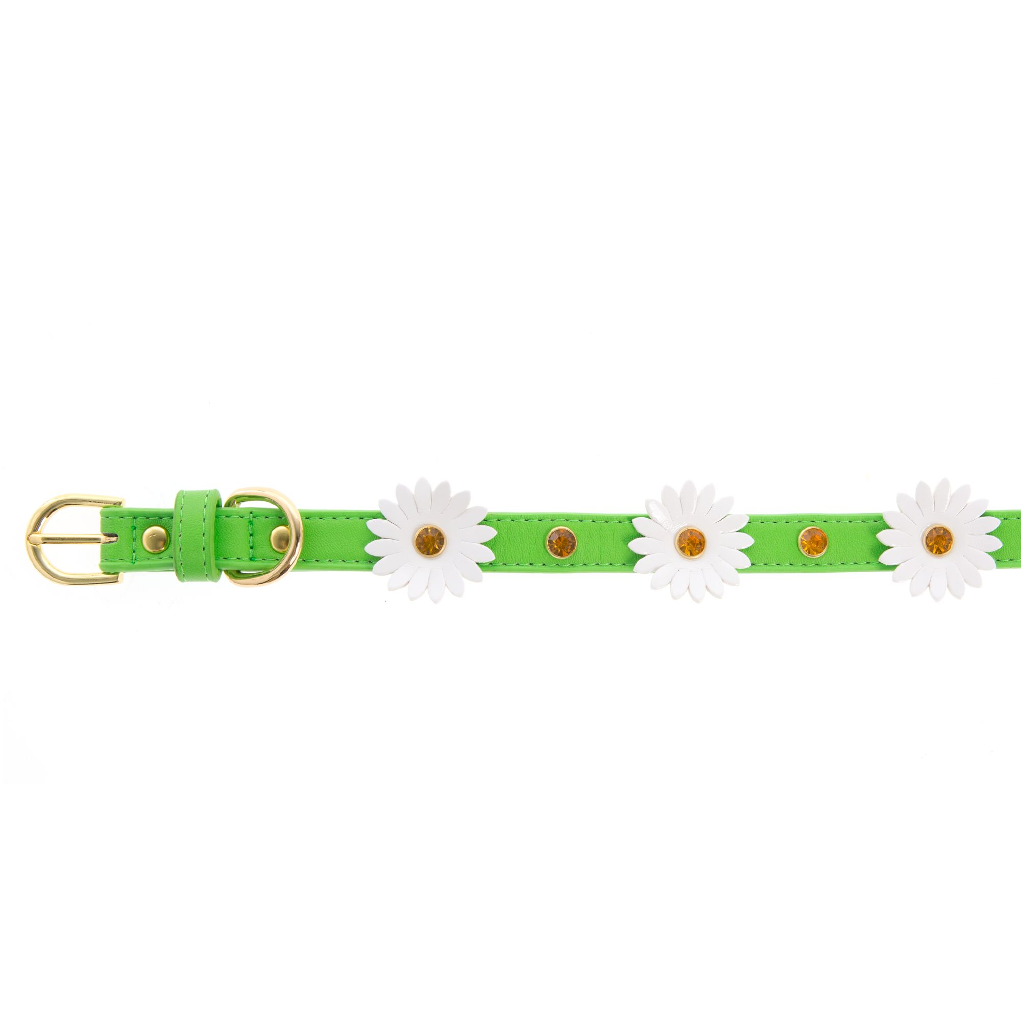 Top Paw Daisy Flower Dog Collar Size 2x Small