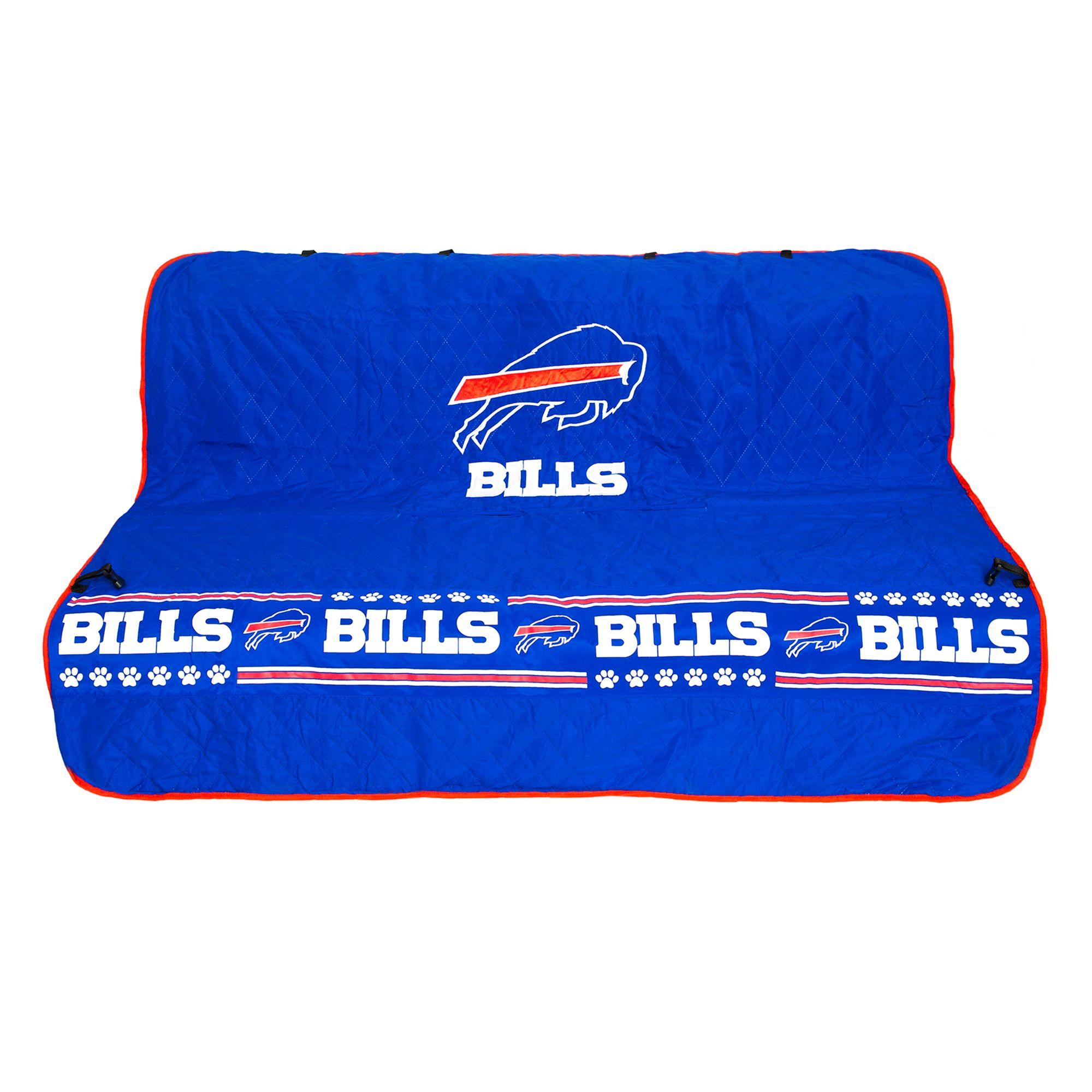 Buffalo Bills Nfl Car Seat Cover Size 55w X 50l Pets First