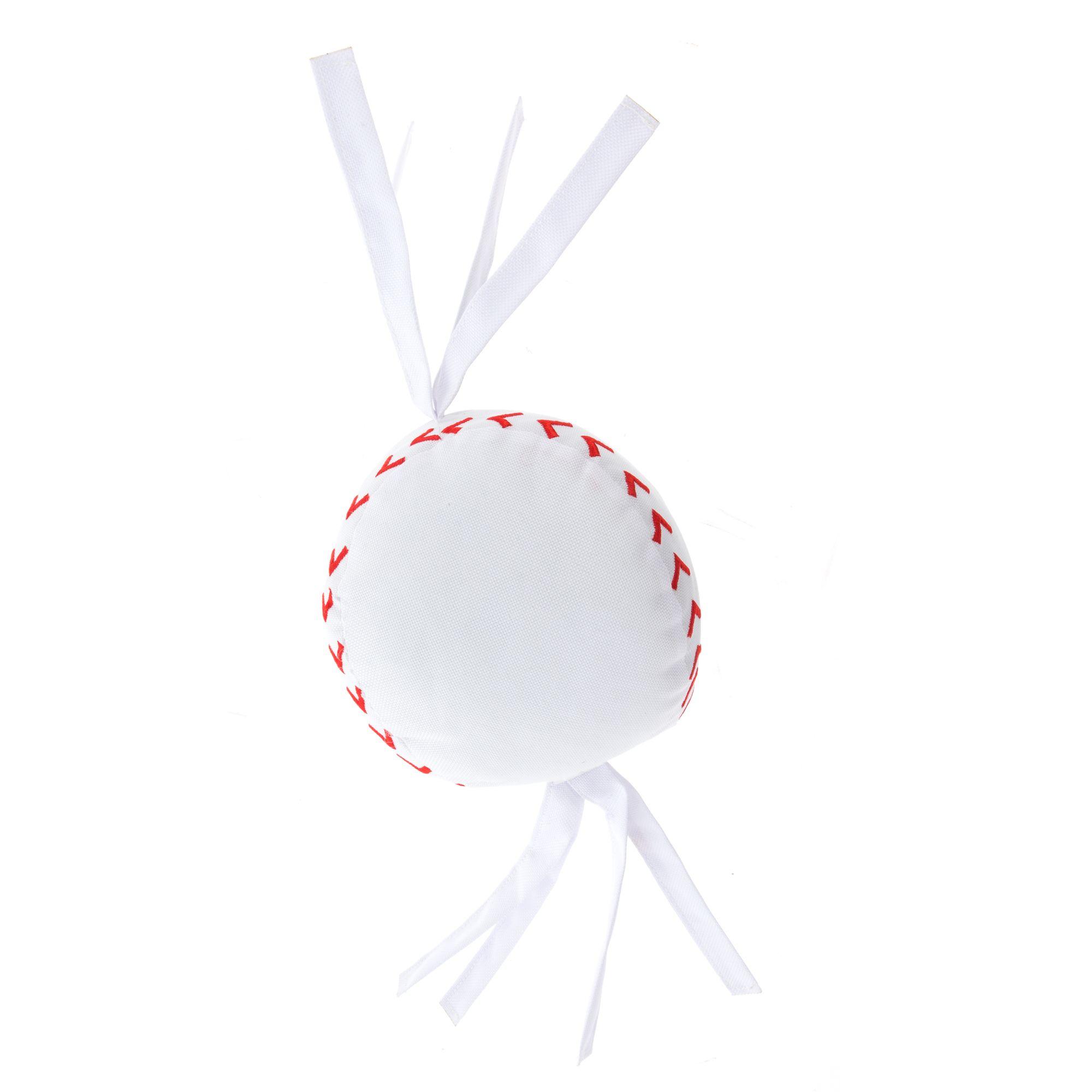 Grreat Choice Sports Baseball Dog Toy 5260479