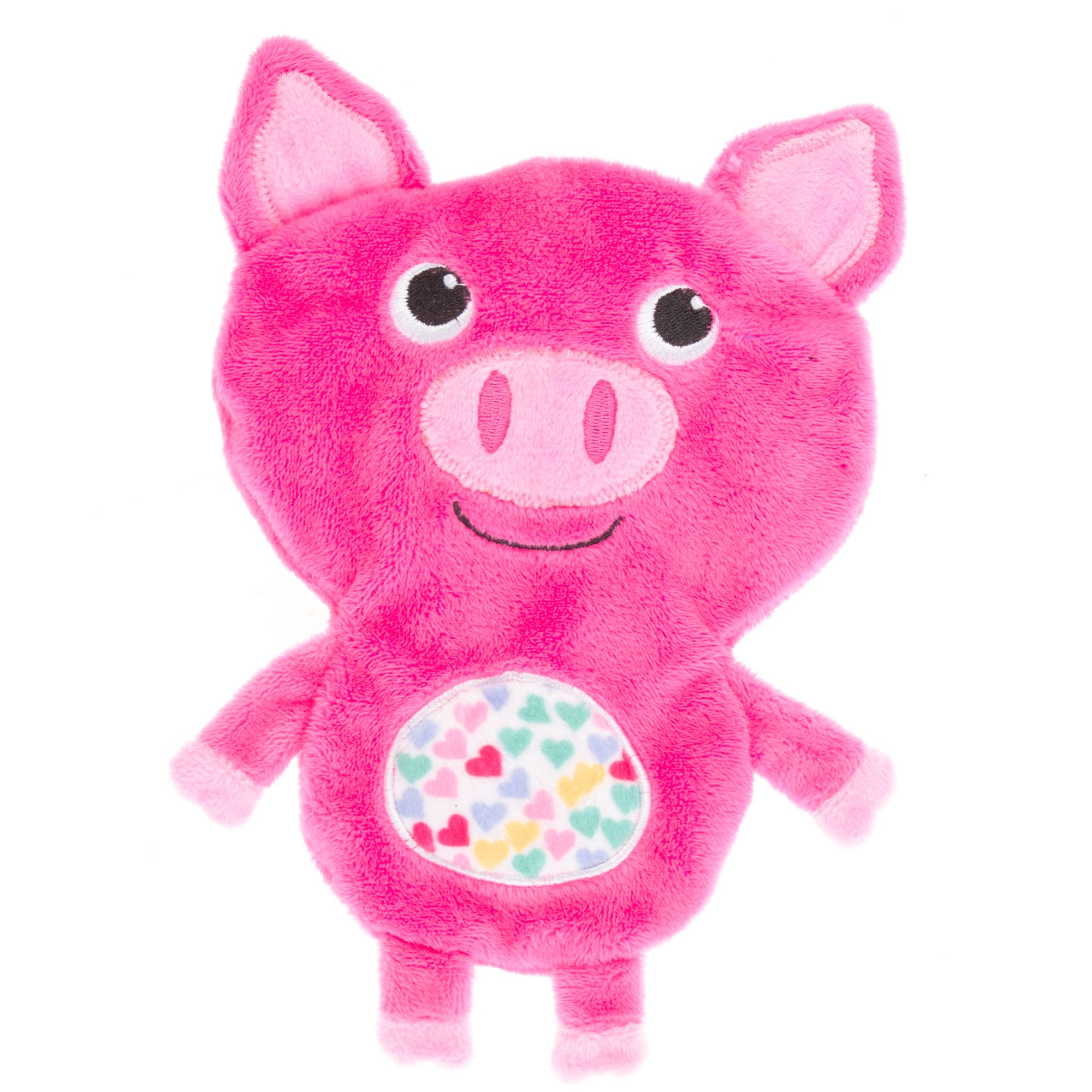 Top Paw® Easter Pig Flattie Dog Toy size: Small 5260614