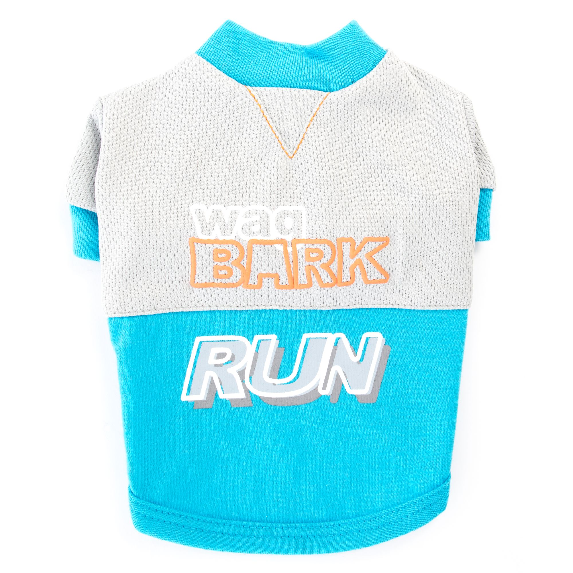 Top Paw Wag Bark Run Dog Tee Size X Small