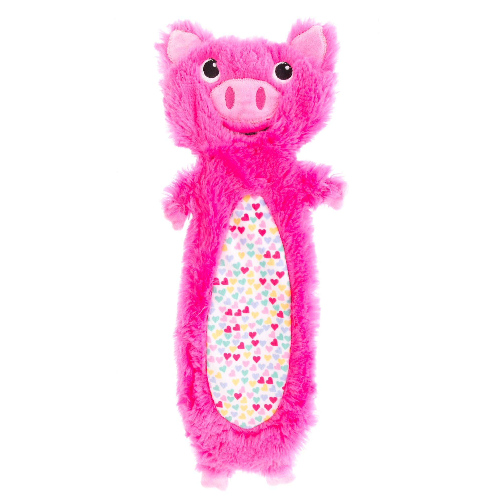 Top Paw® Easter Pig Flattie Dog Toy size: Large 5260631