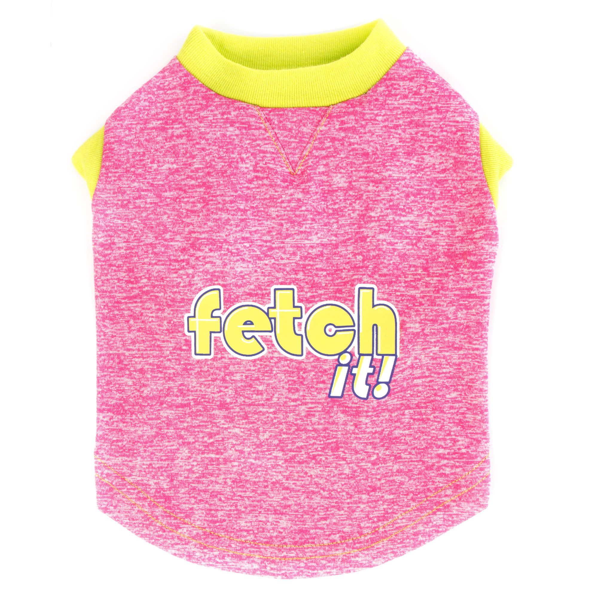Top Paw Fetch It! Dog Tee size: Small 5260702