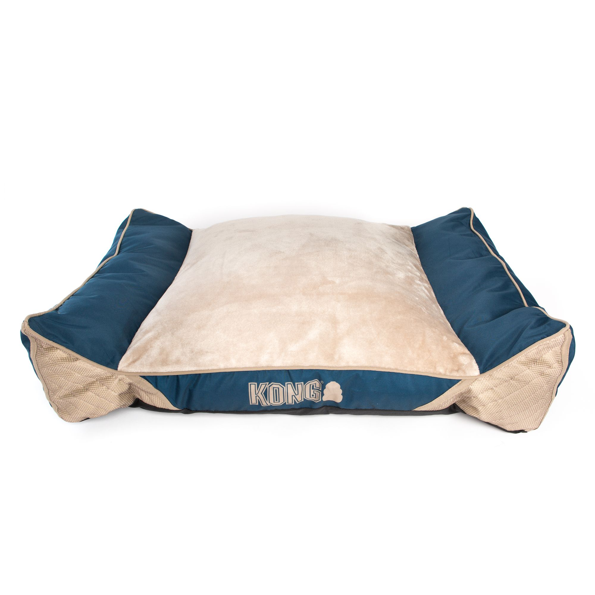 pawesomeprices   majestic pet suede burrow cat bed - chocolate