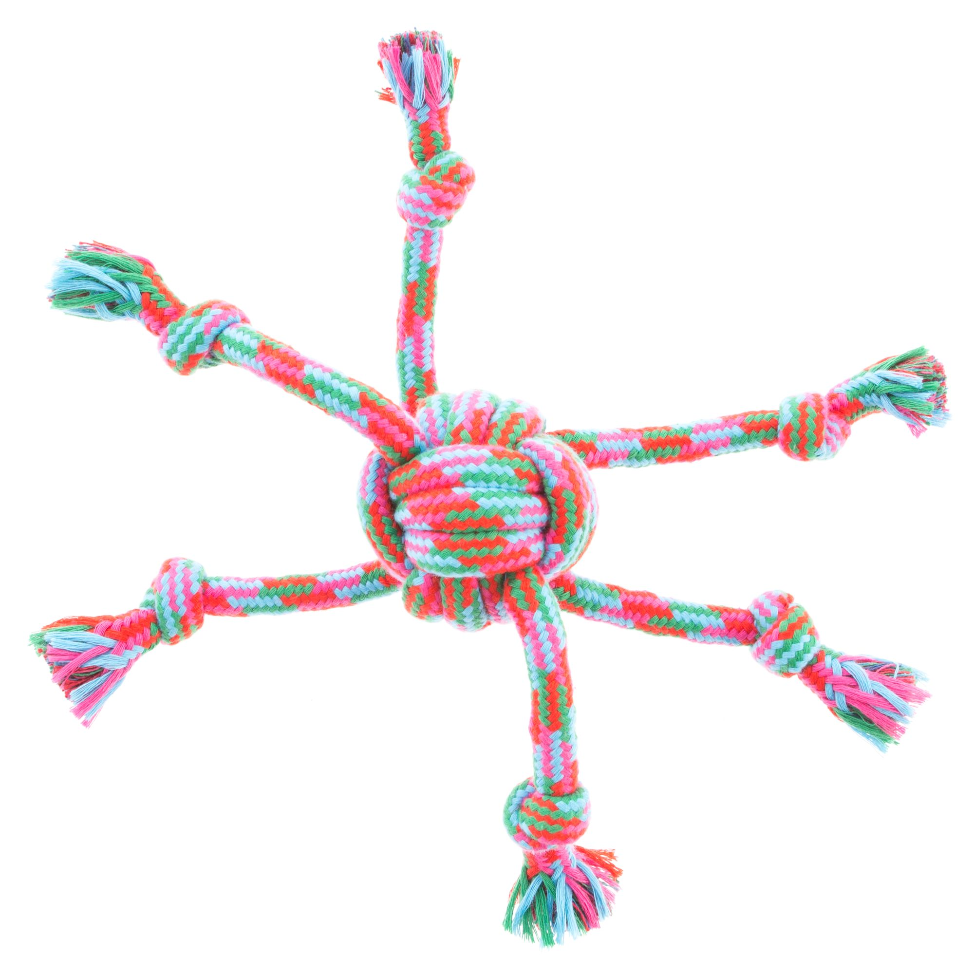 Top Paw® Rope Spider Ball Dog Toy 5261125
