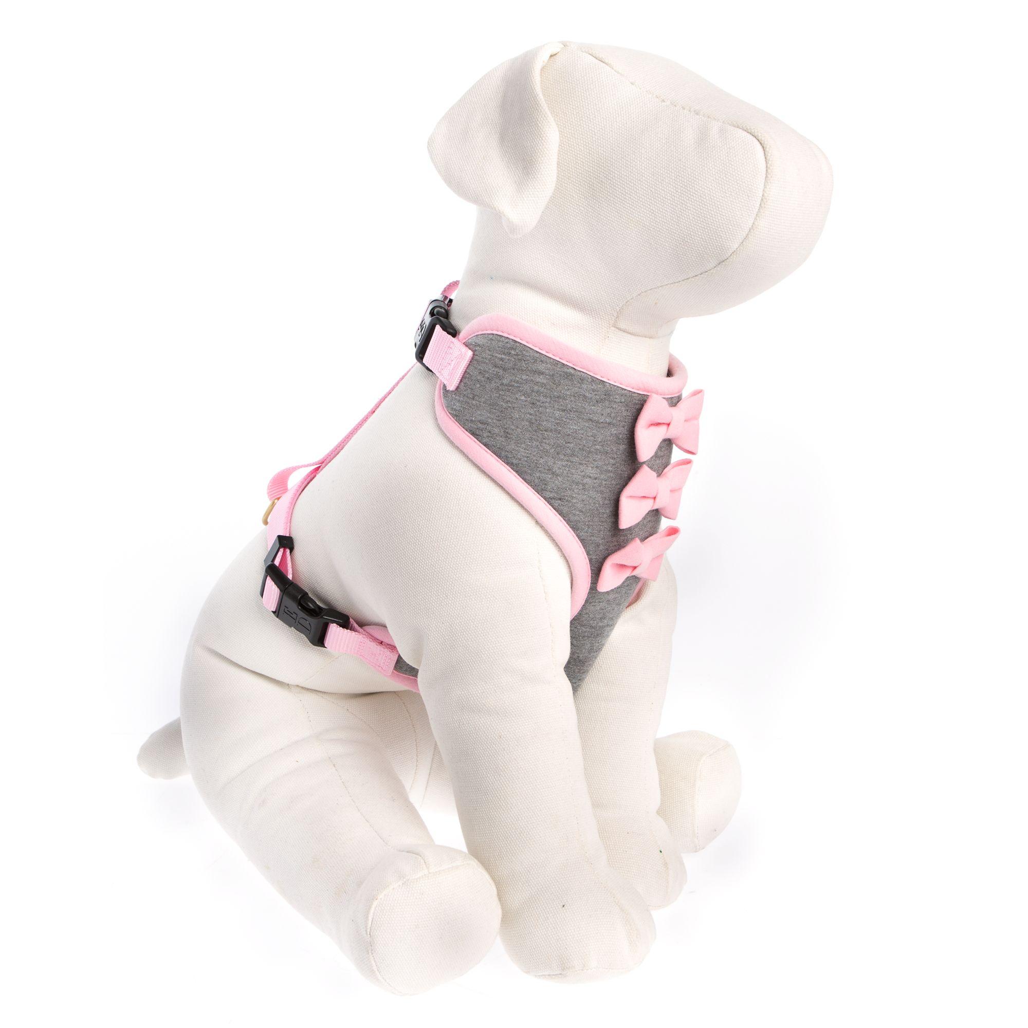 Ed Ellen Degneres Comfort Bow Dog Harness Size Medium Ed Ellen Degeneres