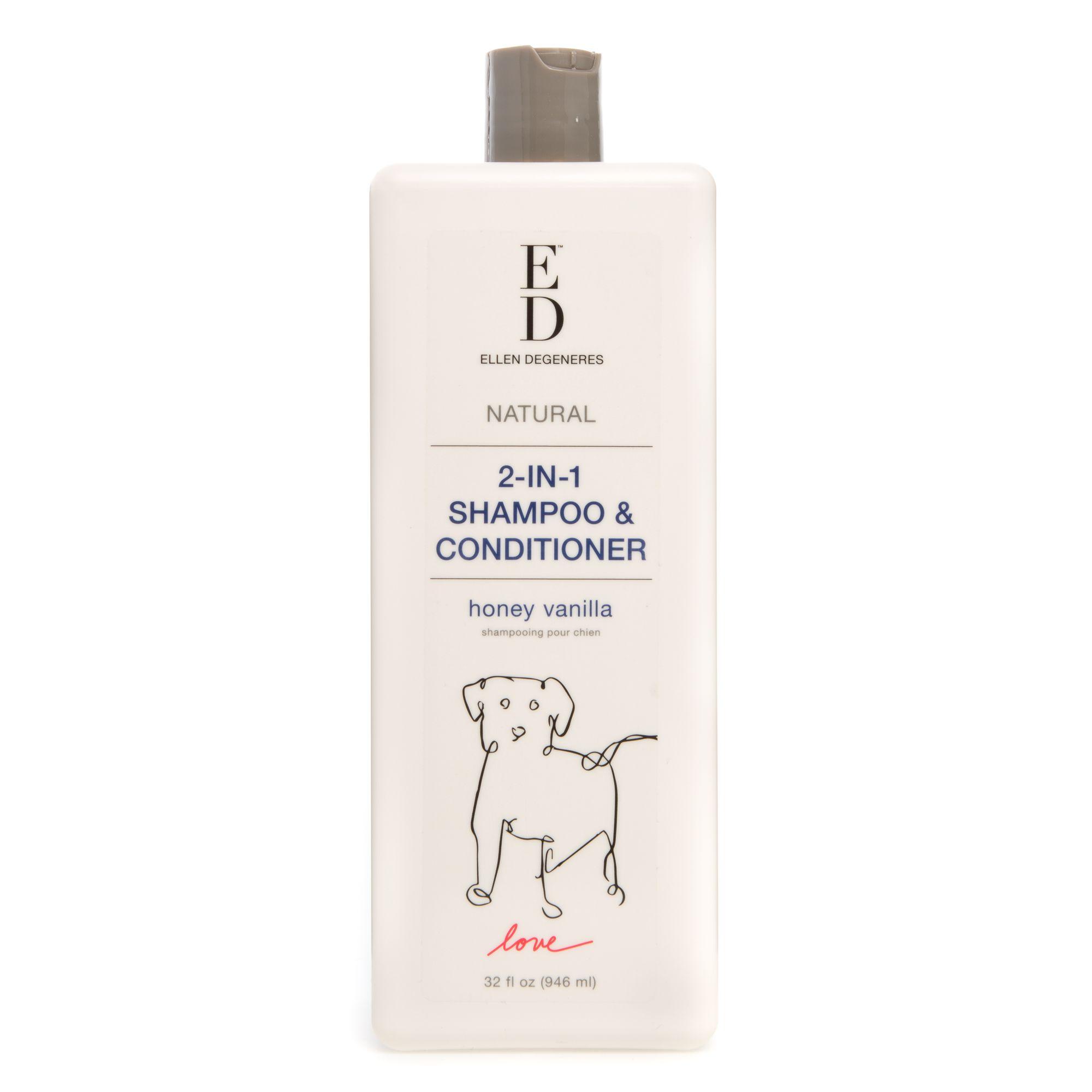 Ed Ellen Degeneres 2 In 1 Dog Shampoo And Conditioner Size 32 Fl Oz