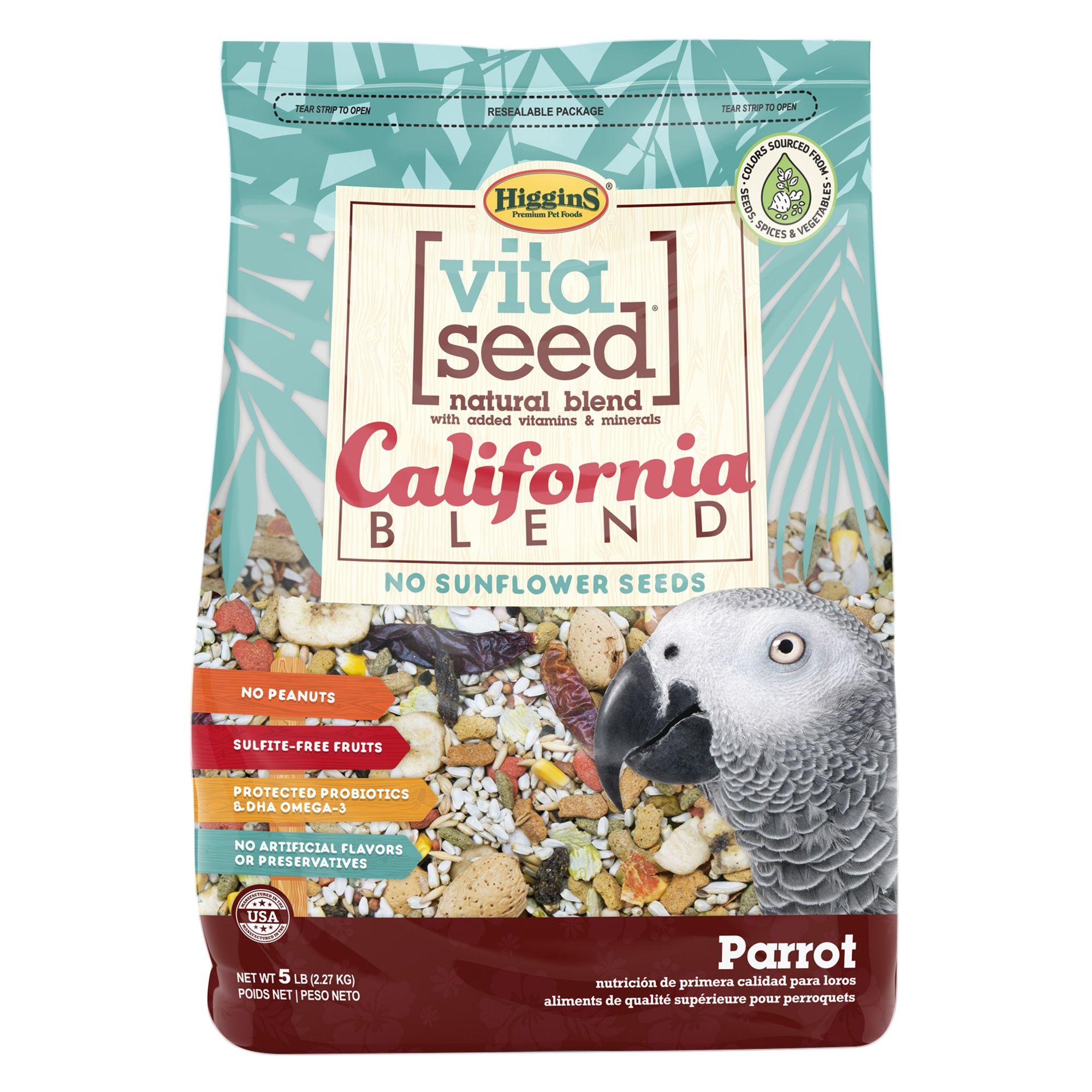 Higgins Vita Seed California Blend Bird Food size: 5 Lb 5262915