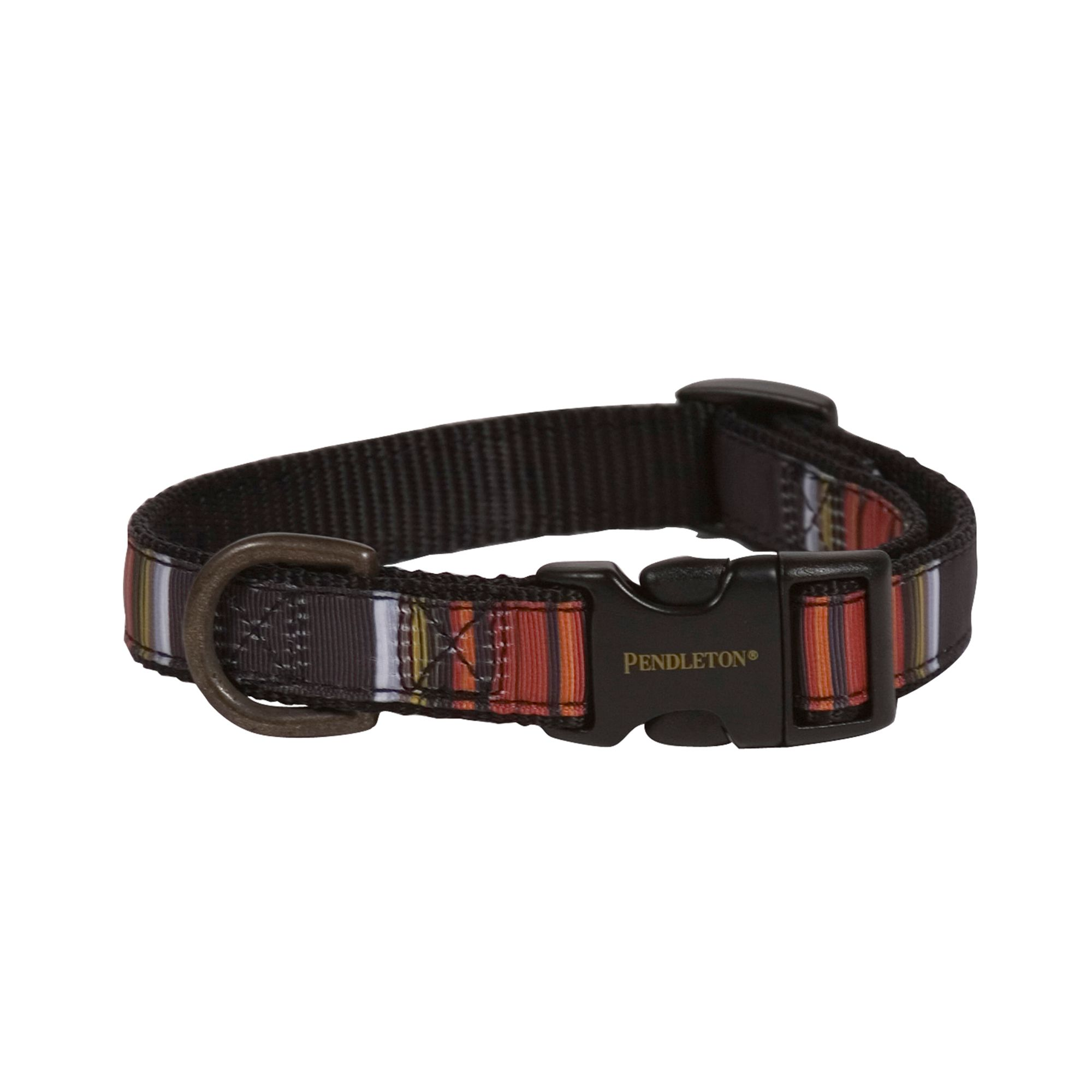 Pendleton National Park Acadia Hiker Dog Collar Size Small