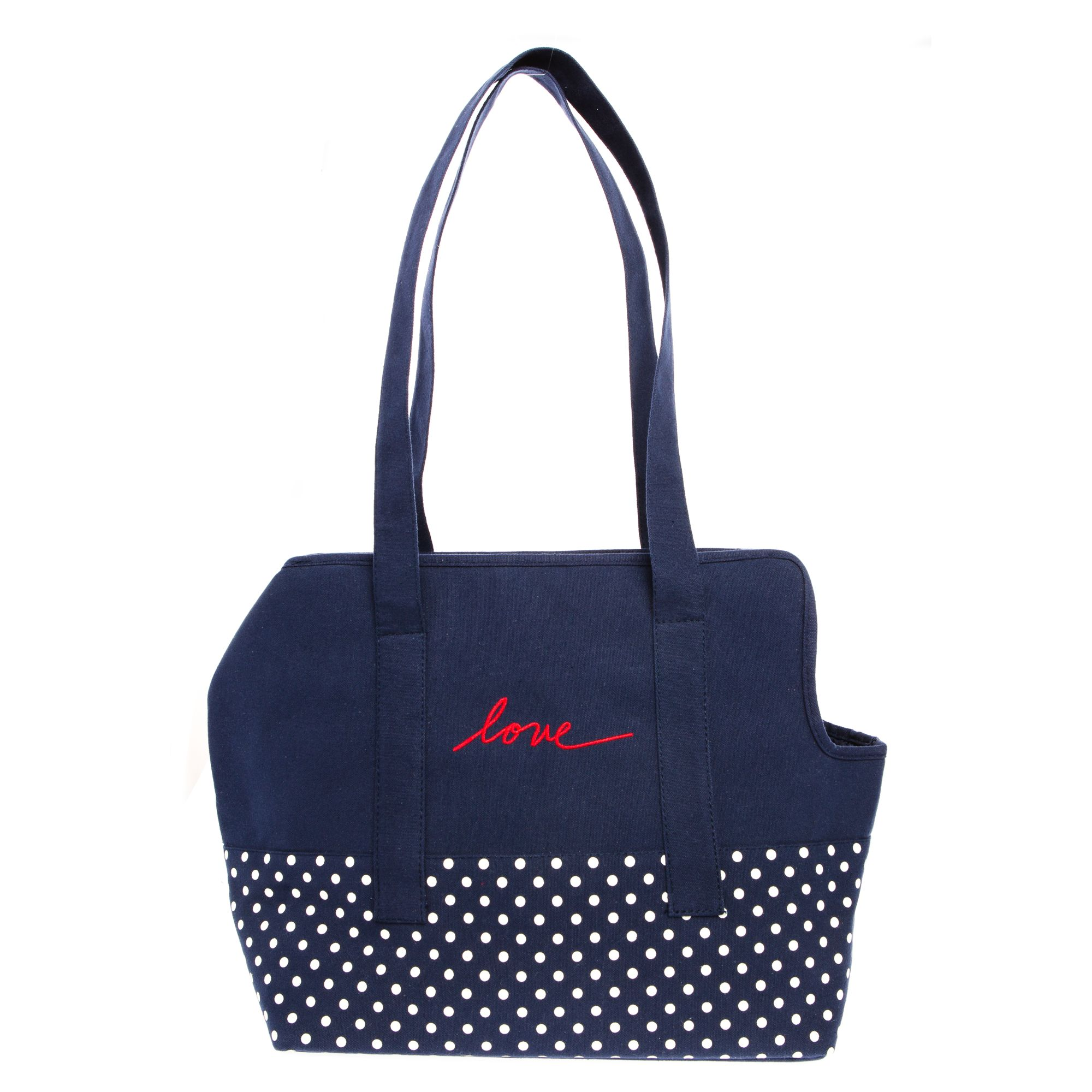 ED Ellen DeGeneres Love Dog Carrier 5263196