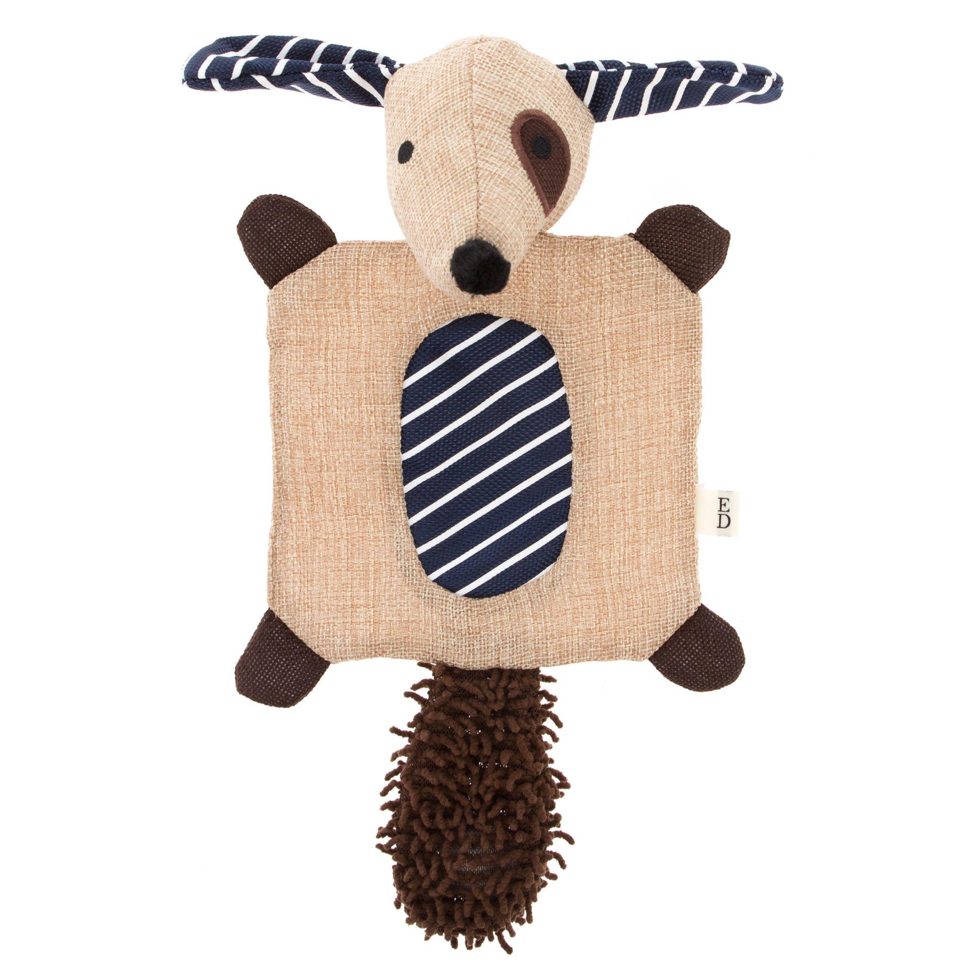 ED Ellen DeGeneres Flattie Mat Dog Toy - Crinkle, Squeaker 5263381