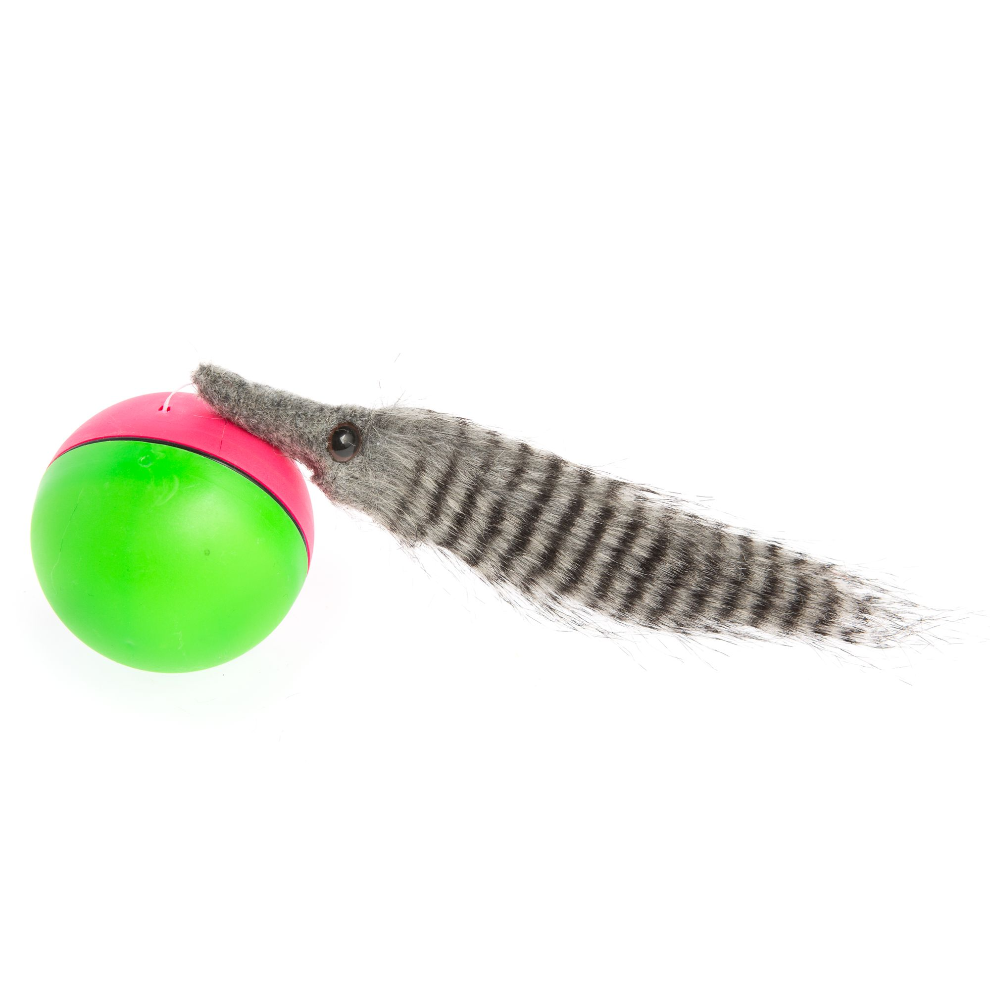 Whisker City® Electronic Rolling Critter Ball Cat Toy 5264305
