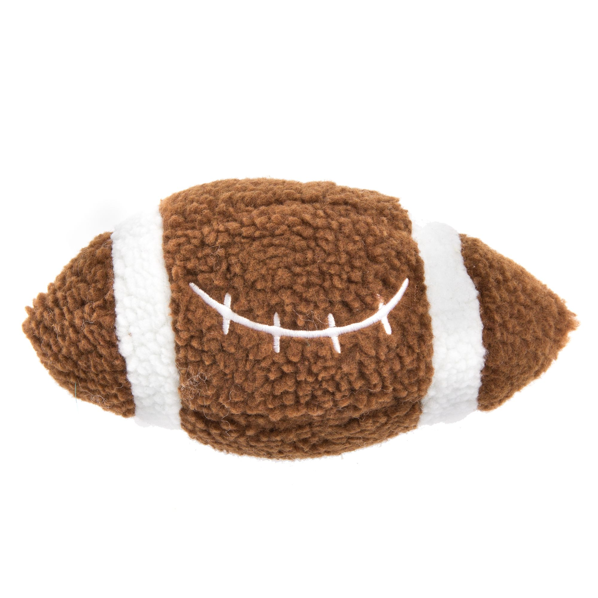 Top Paw Sherpa Football Dog Toy - Plush 5264643