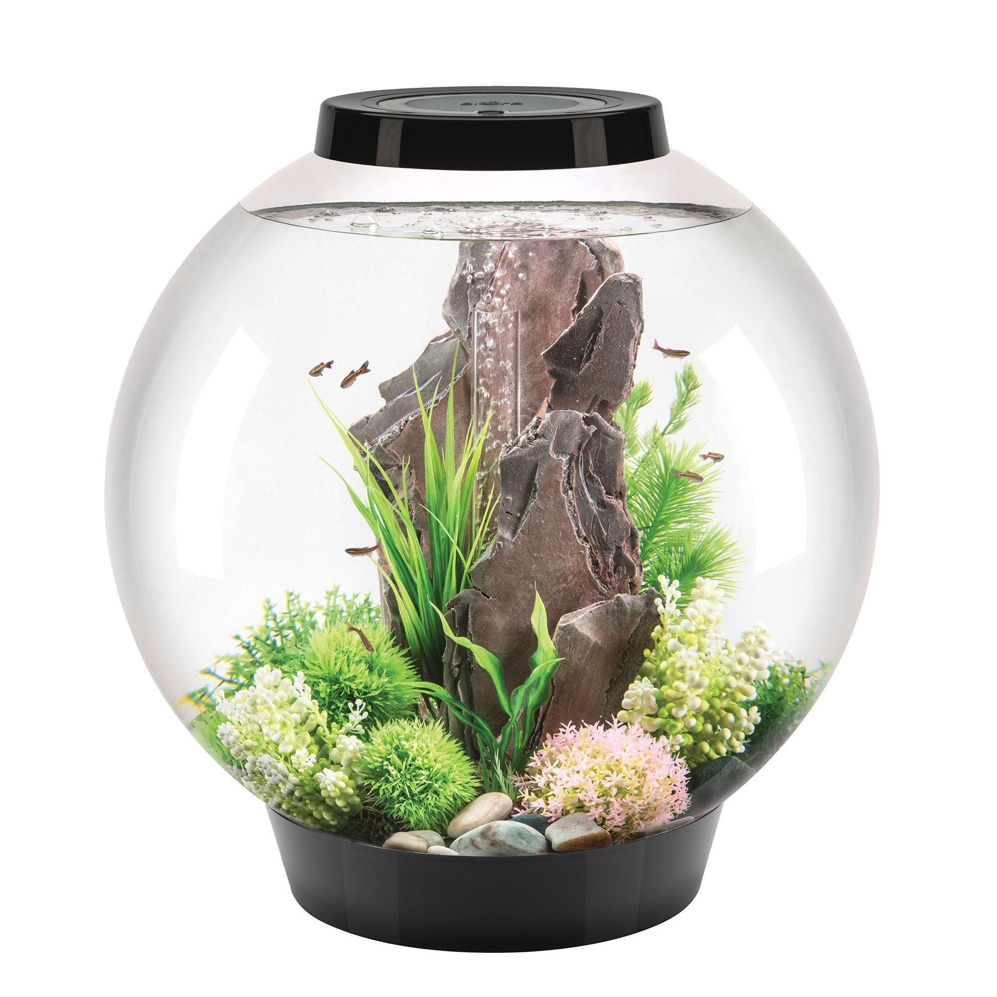 Biorb Classic 16 Gallon Led Aquarium Black