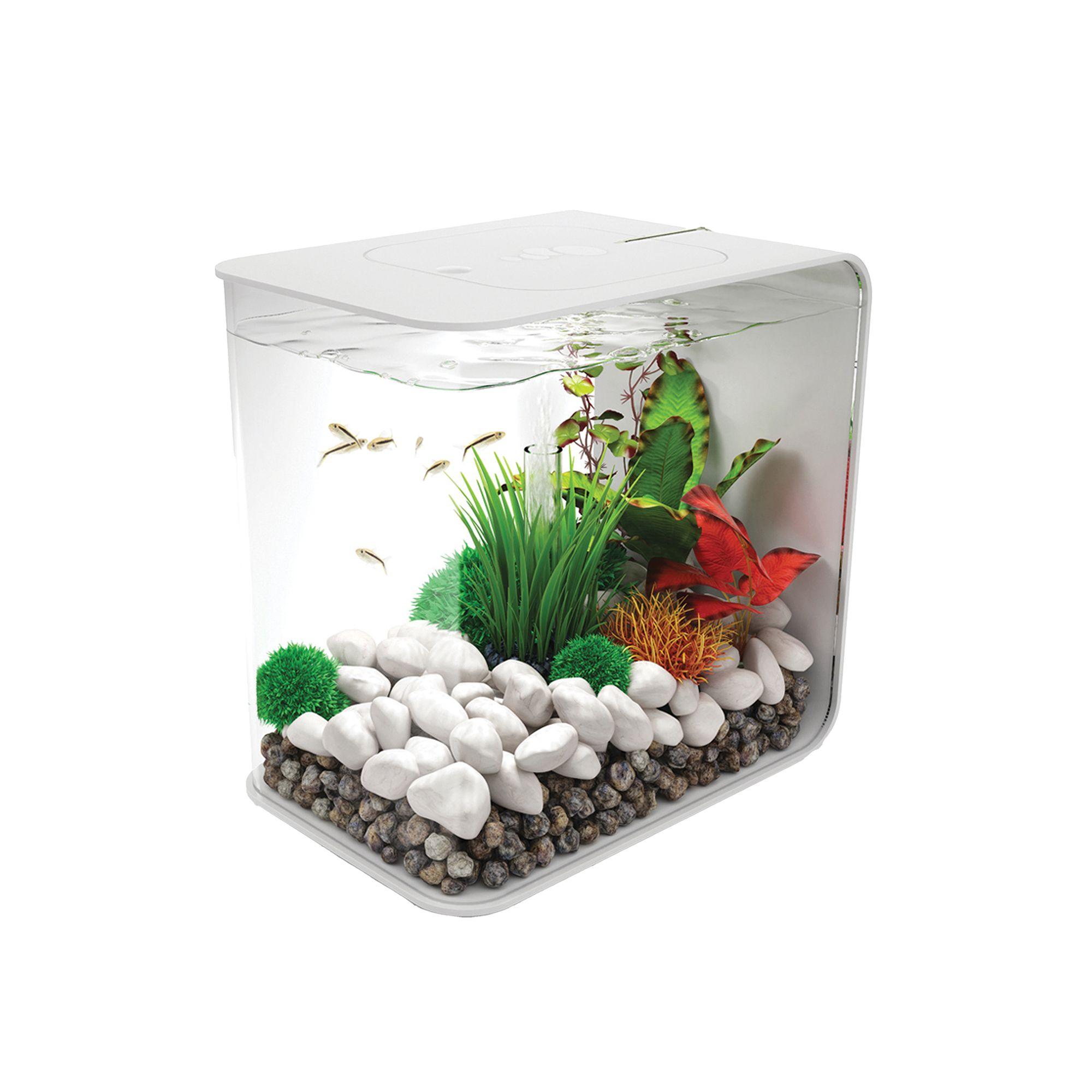 Biorb Flow 4 Gallon Led Aquarium White