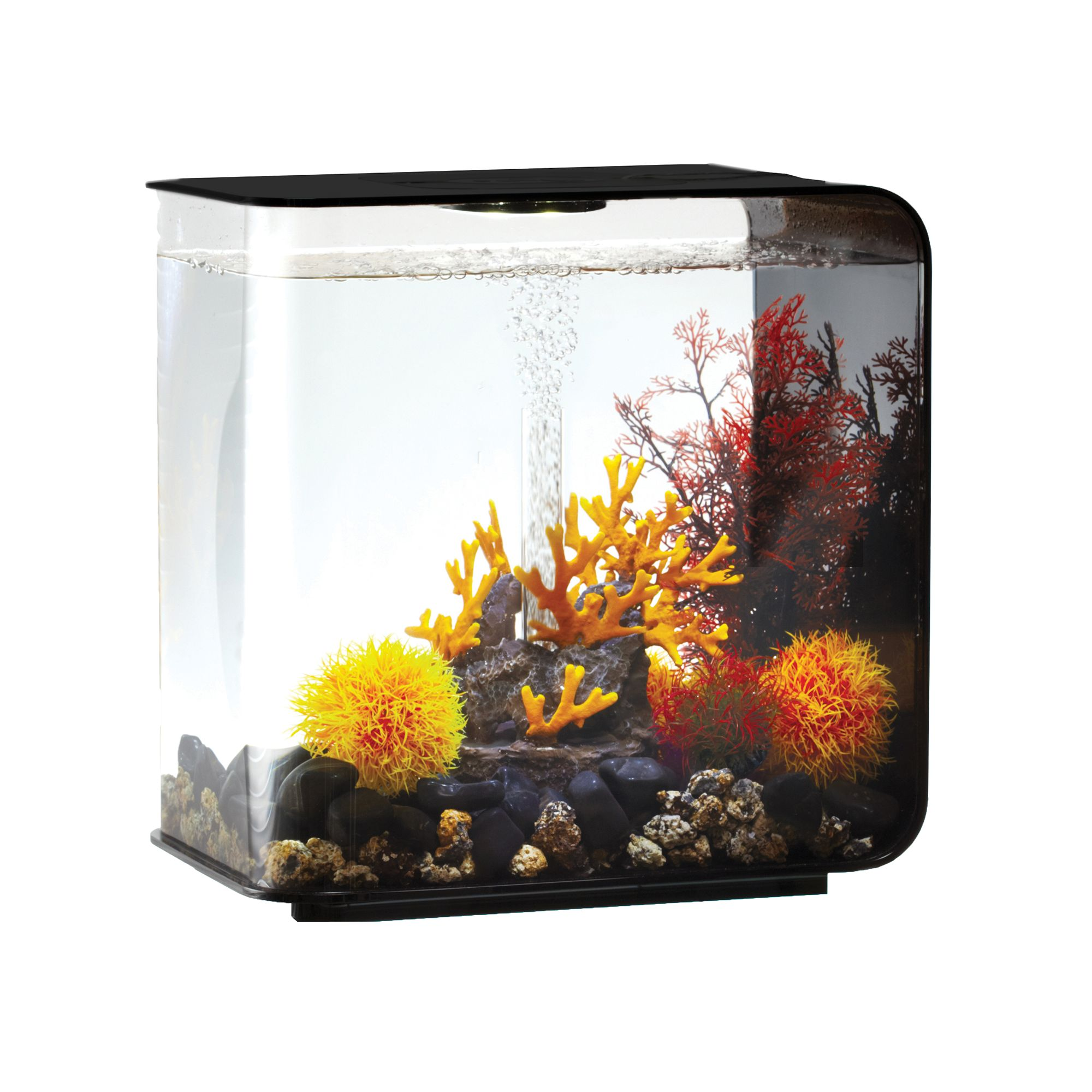 Biorb Flow 8 Gallon Led Aquarium Black