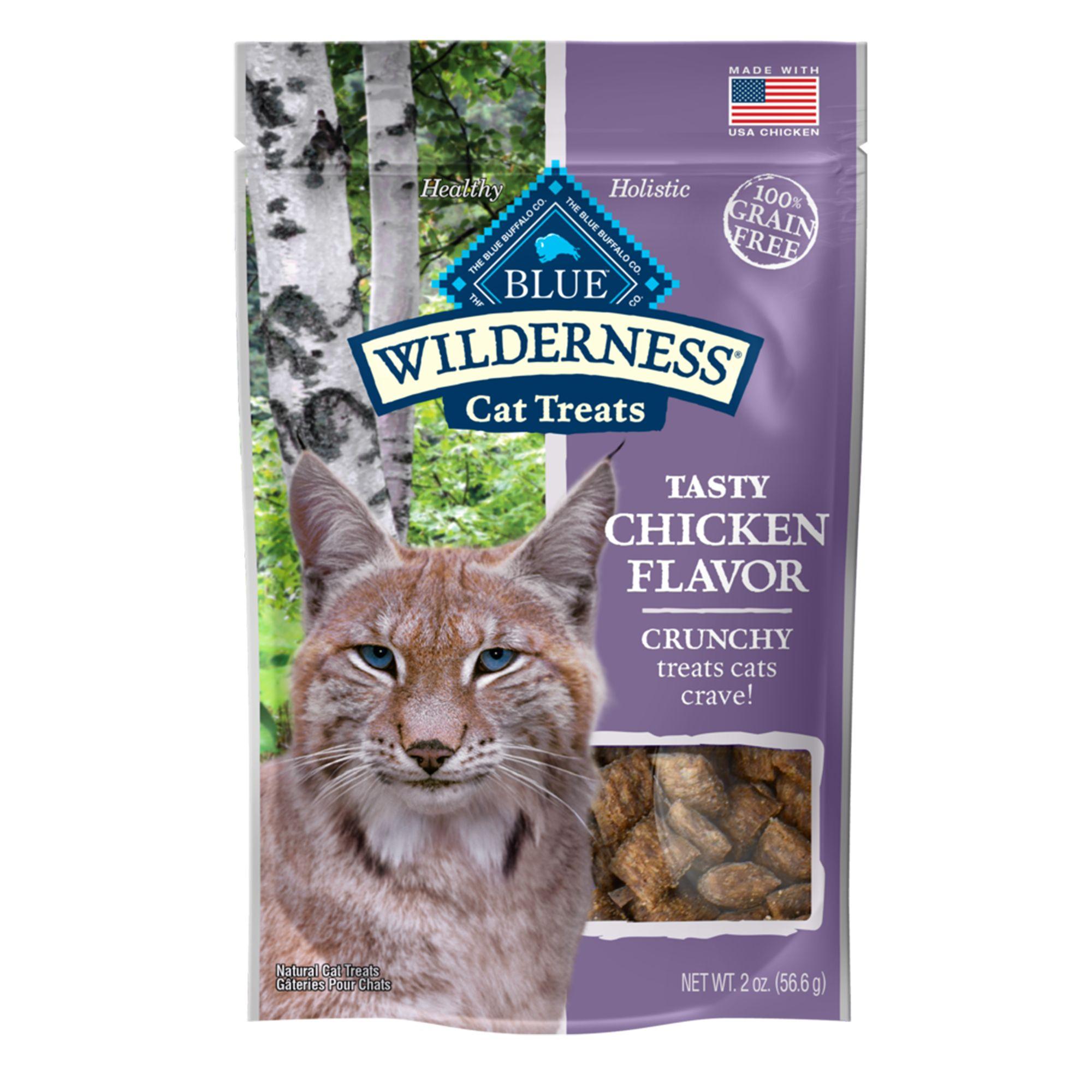 Blue Wilderness® Cat Treat - Chicken size: 2 Oz