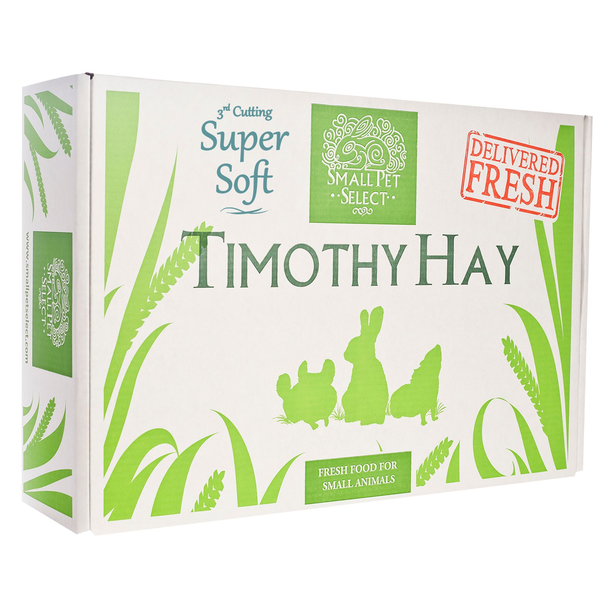 Small Pet Select Third Cutting Timothy Hay Size 10 Lb