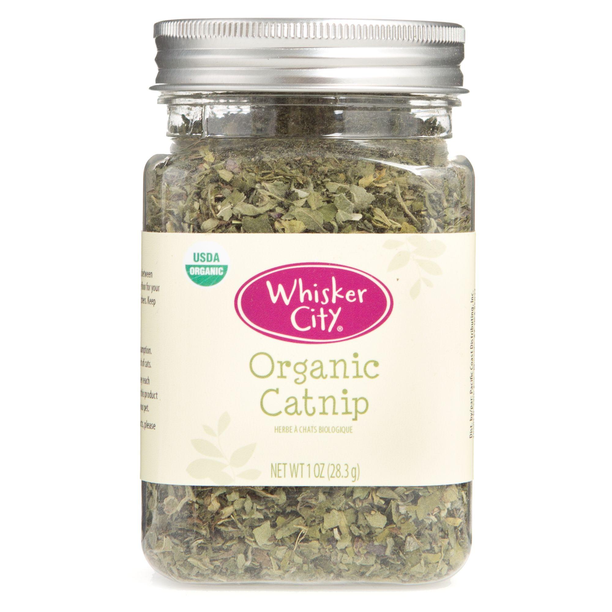 Whisker City Organic Catnip size: 1 Oz 5266795
