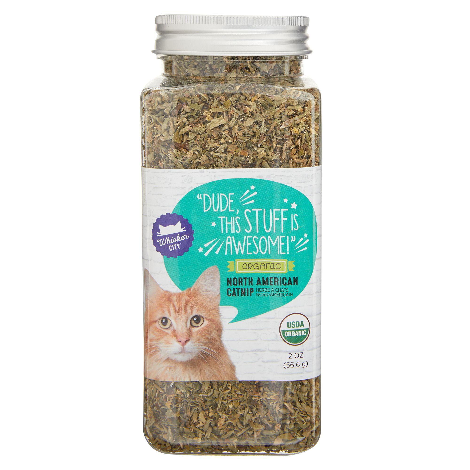 Whisker City Organic Catnip size: 2 Oz 5266797