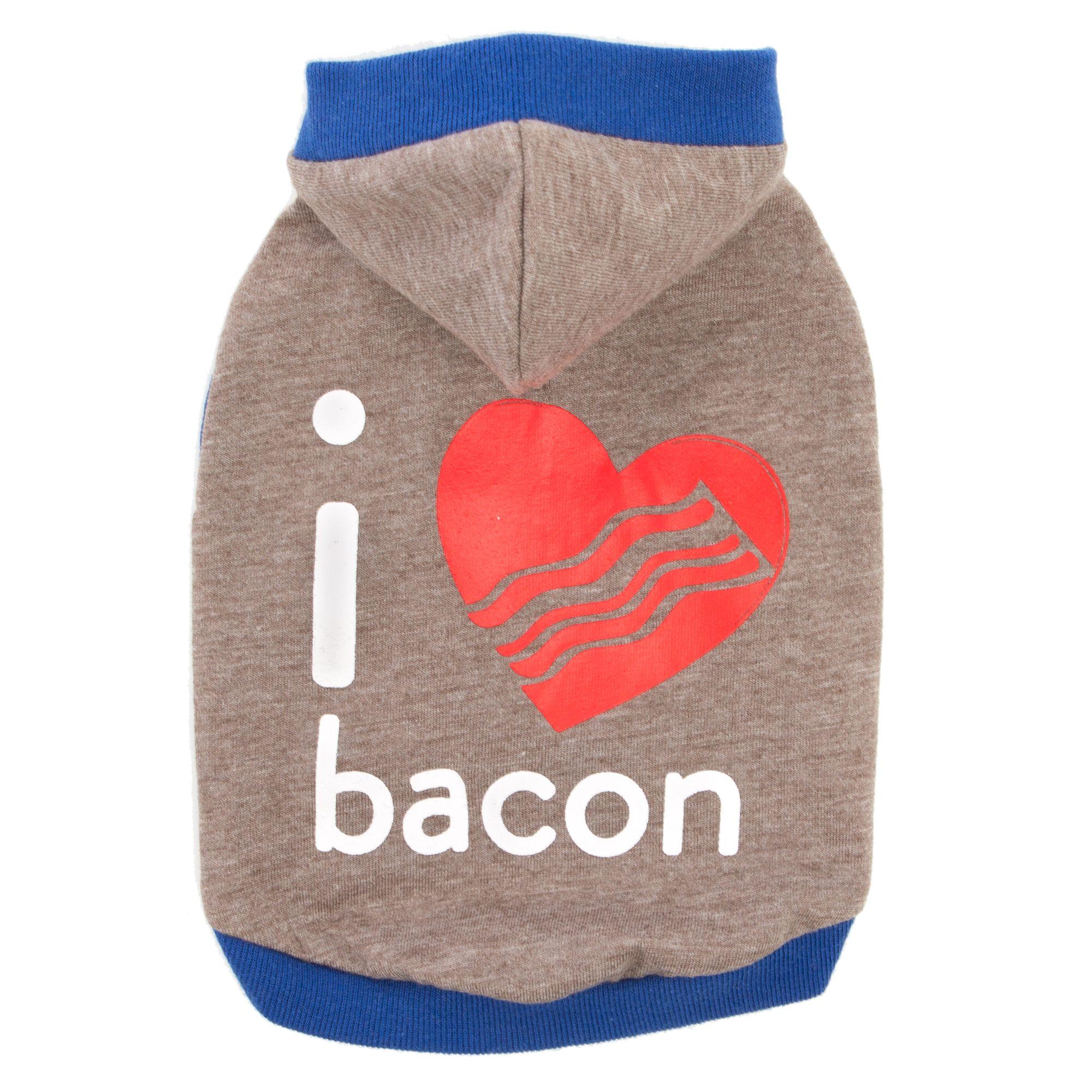 """Top Paw """"I Heart Bacon""""..."""
