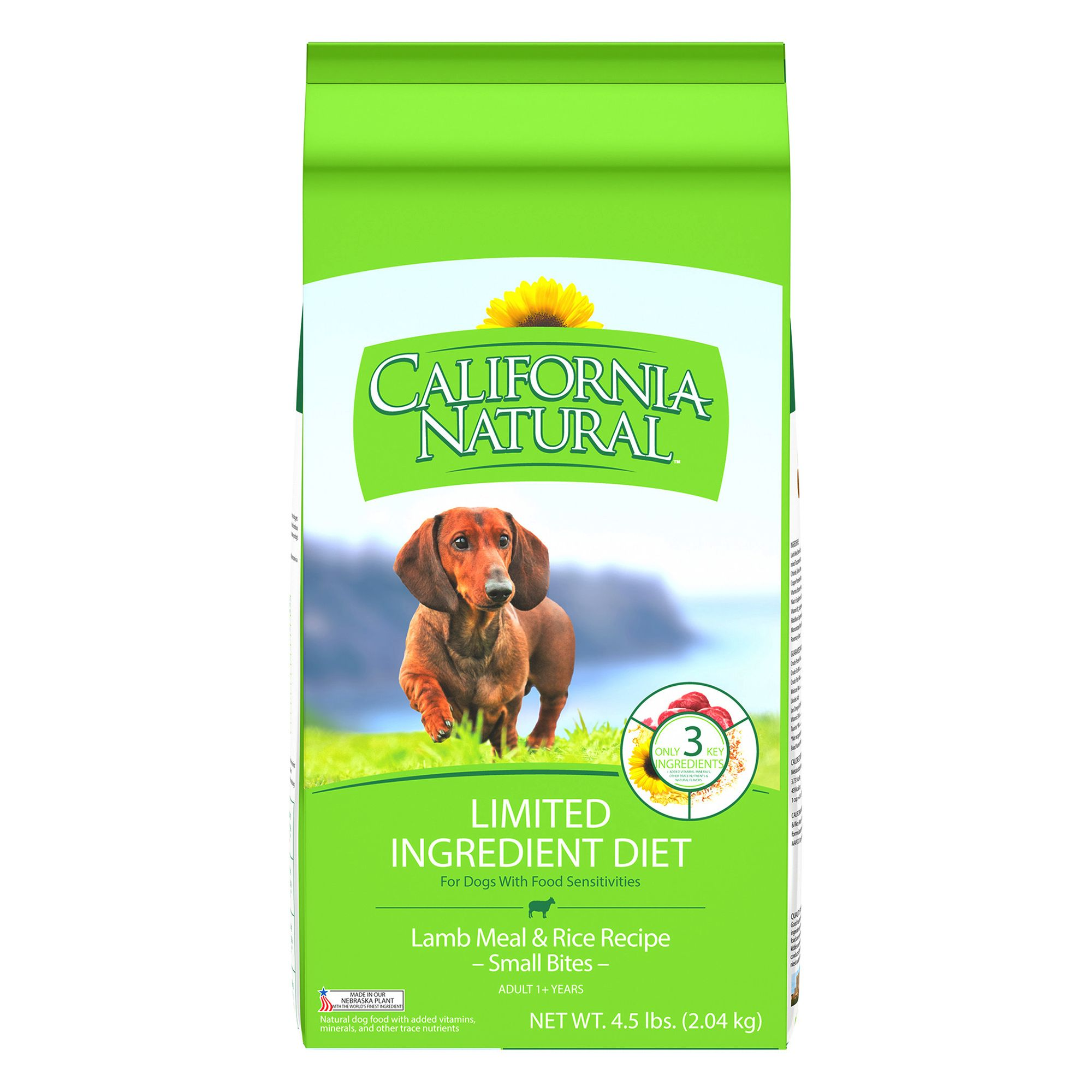 California Natural Dog Food Petco