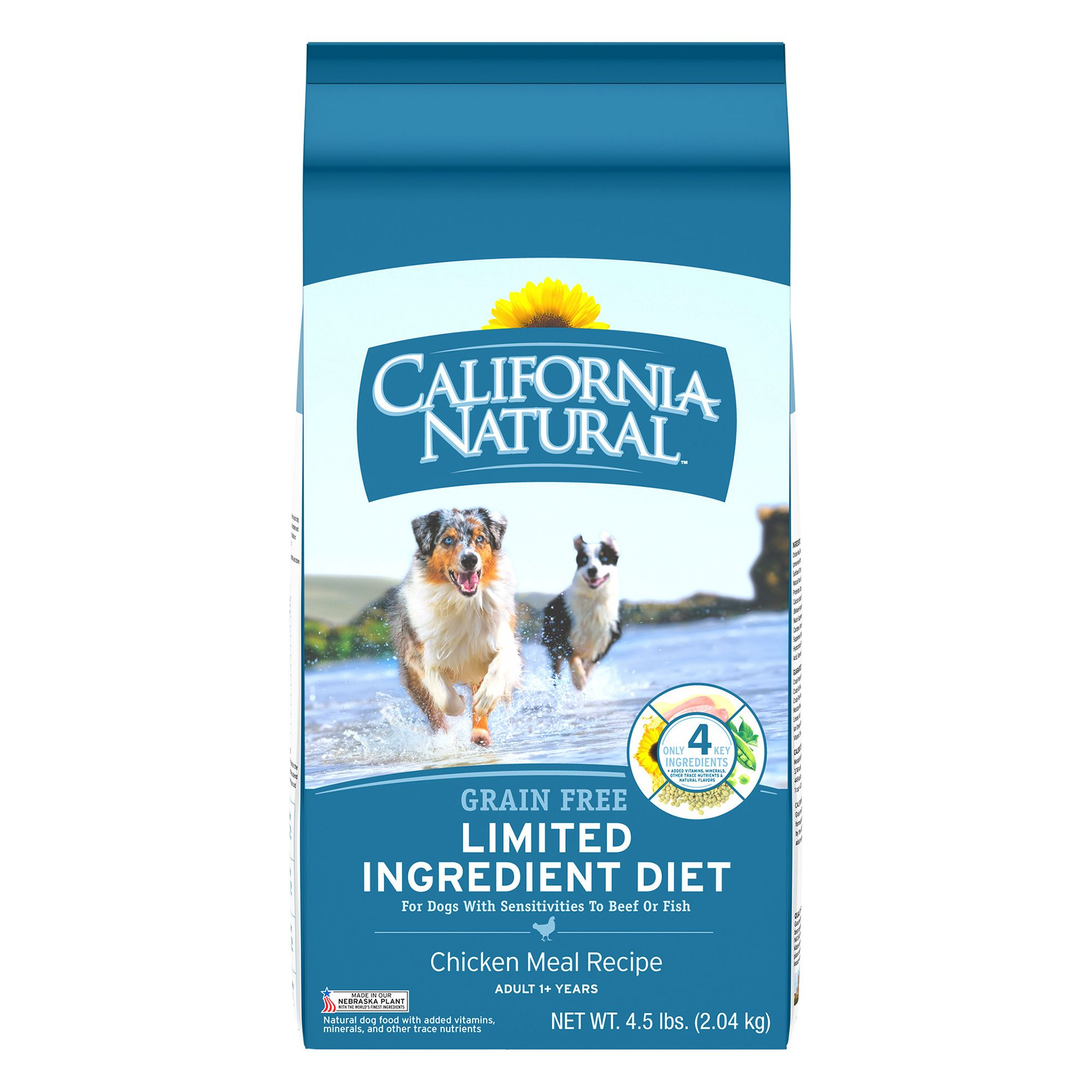 California Natural Chicken And Brown Rice Canned Dog Food