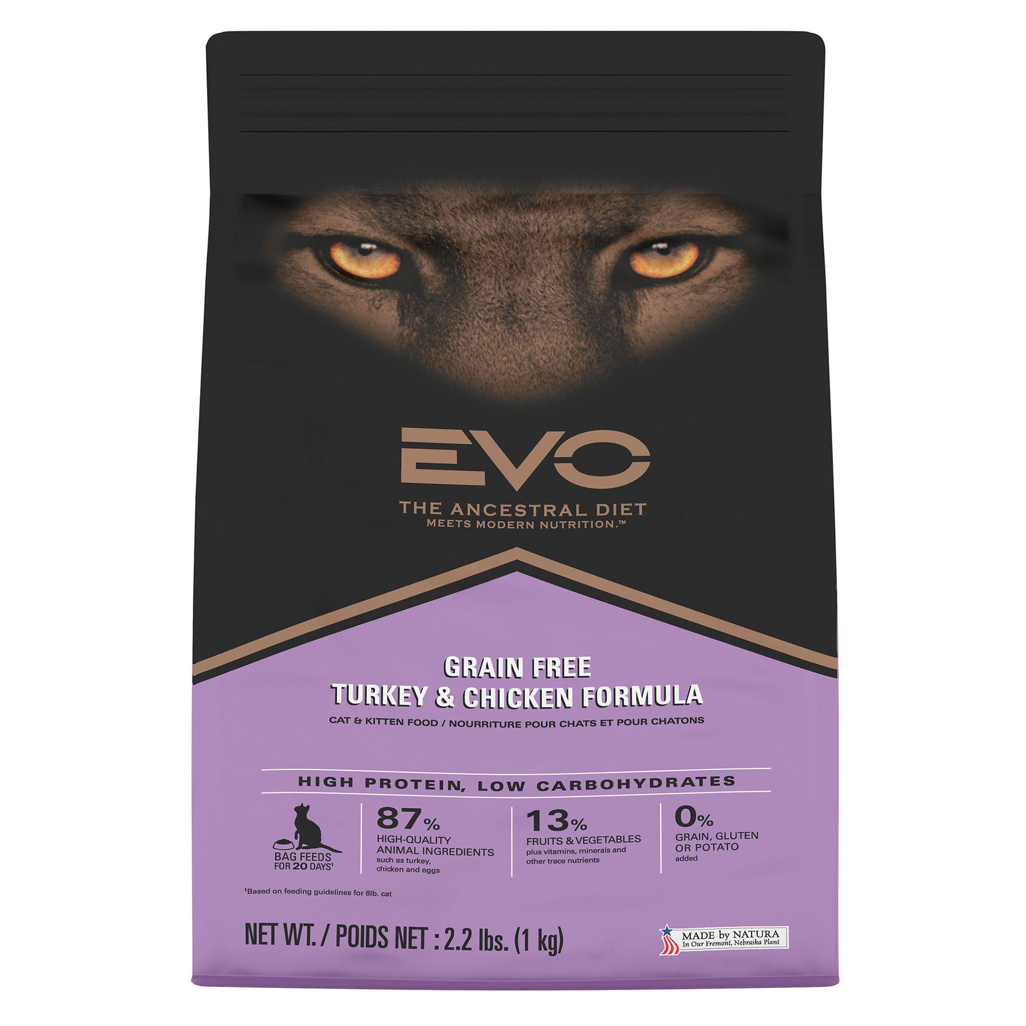 Innova Evo Dry Cat Food Petsmart
