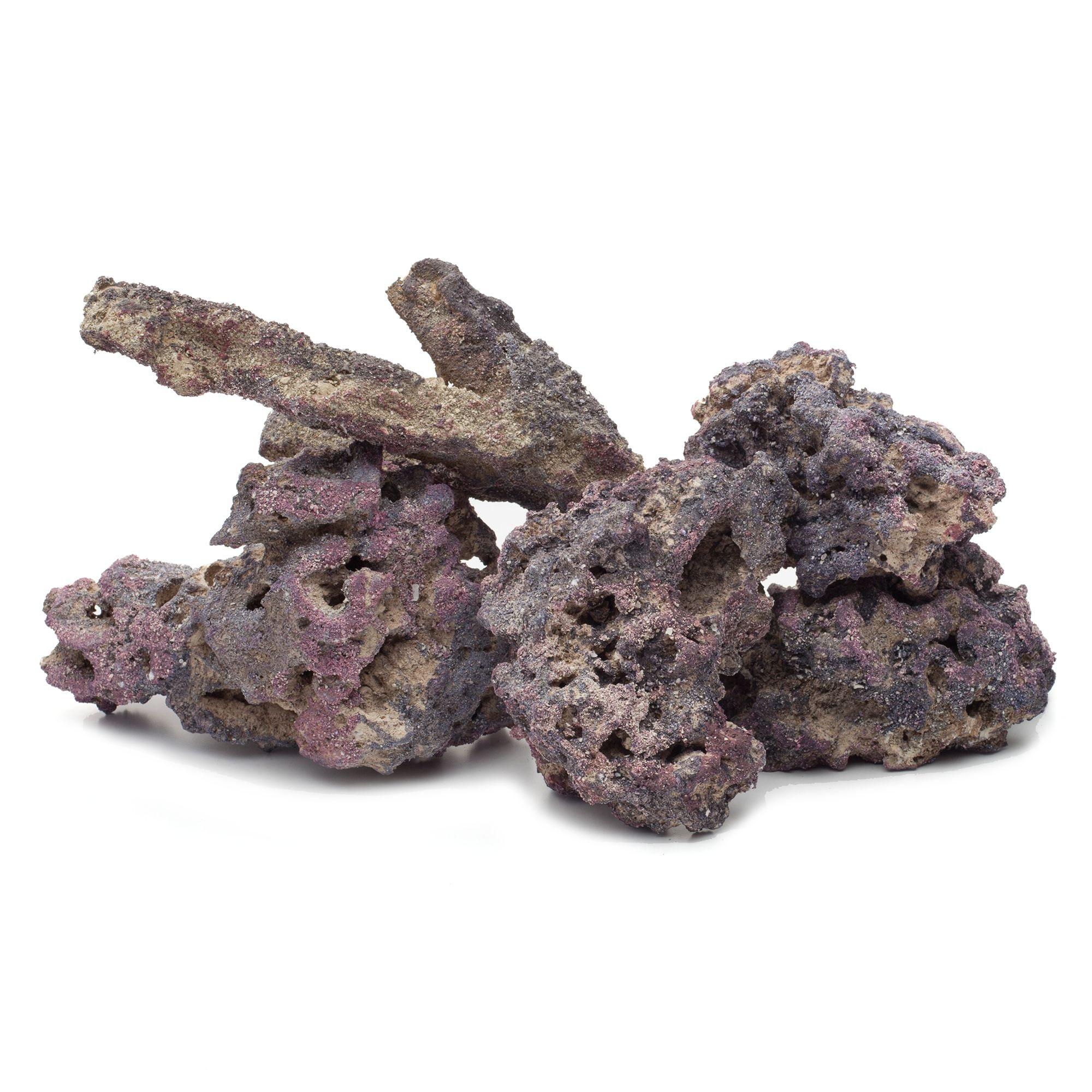 Caribsea Liferock Aquarium Rock Size 20 Lb