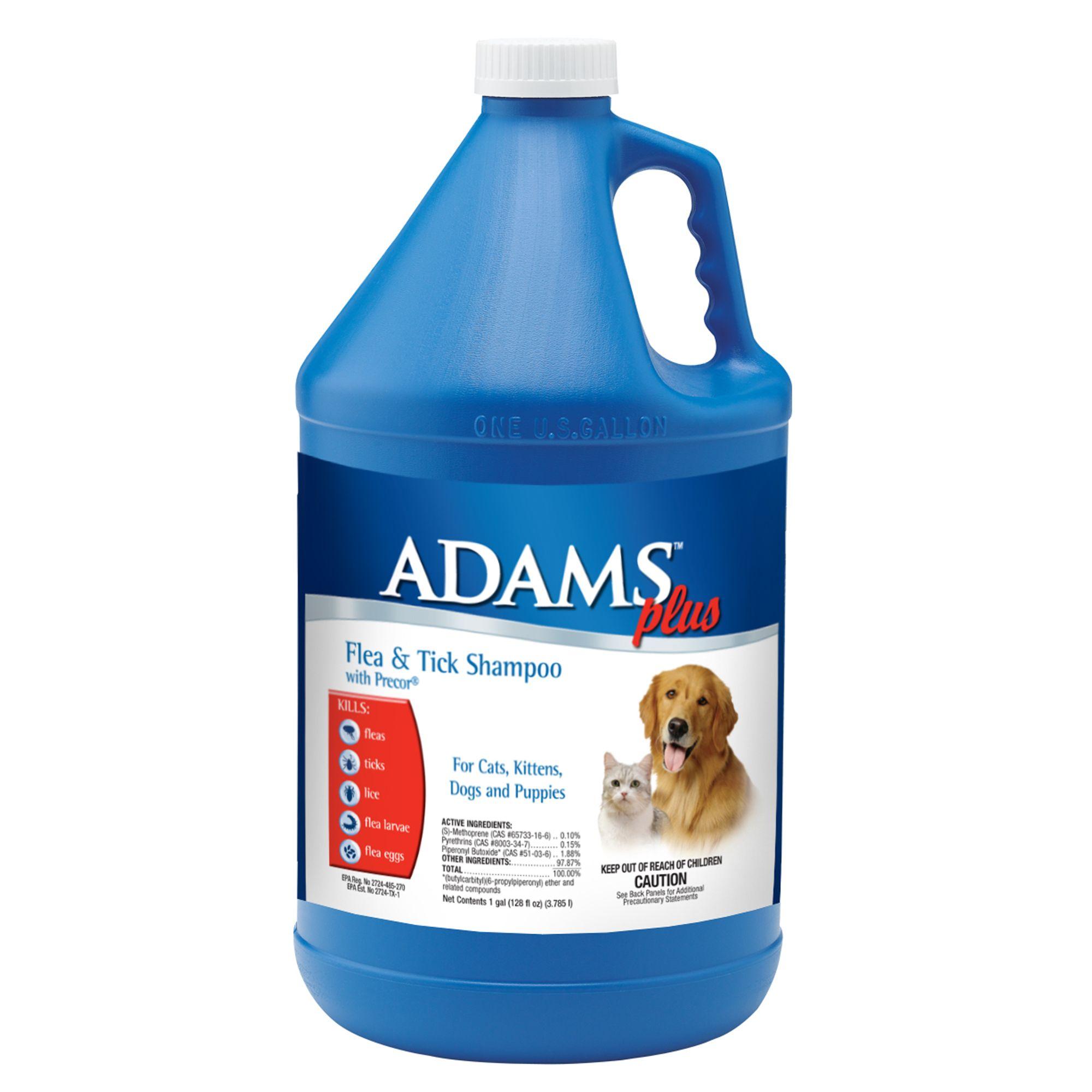 Adams Plus Flea And Tick Dog Shampoo