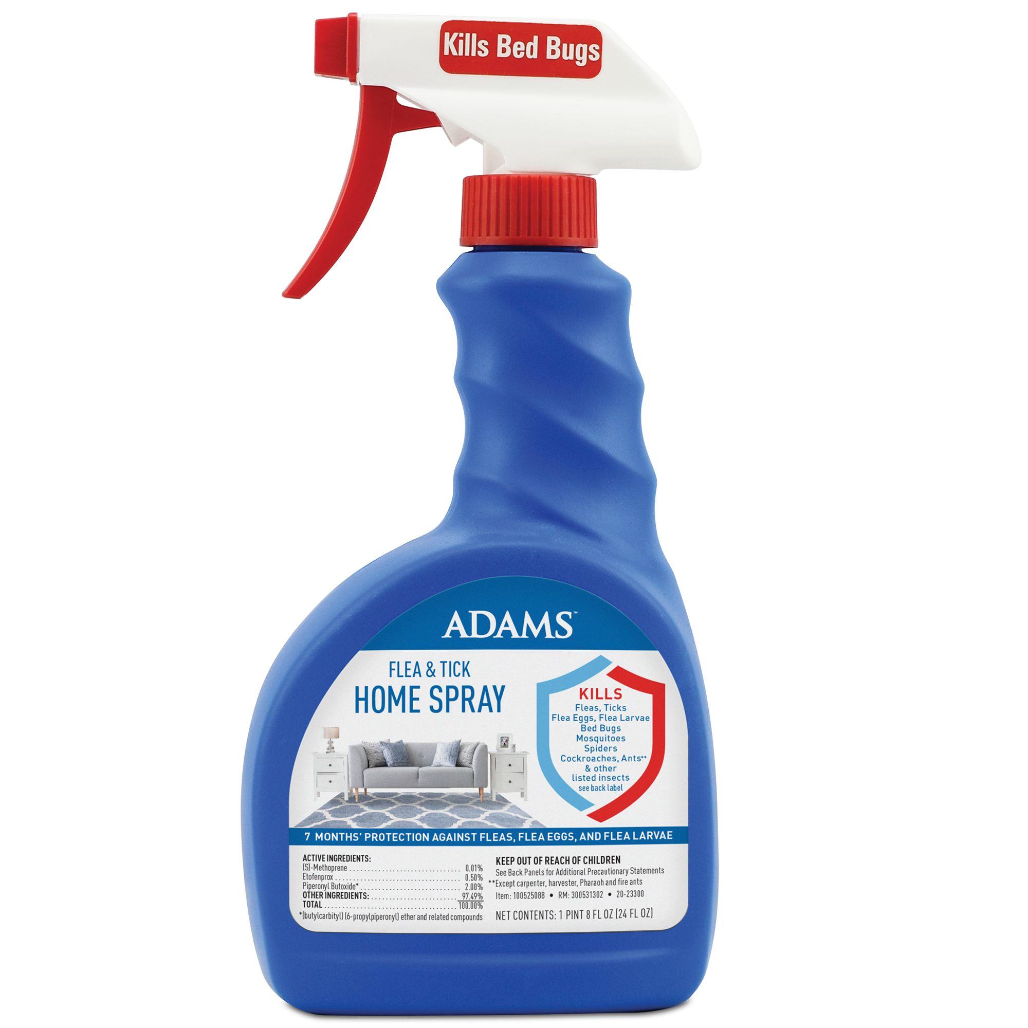 Adams Plus Flea And Tick Home Spray