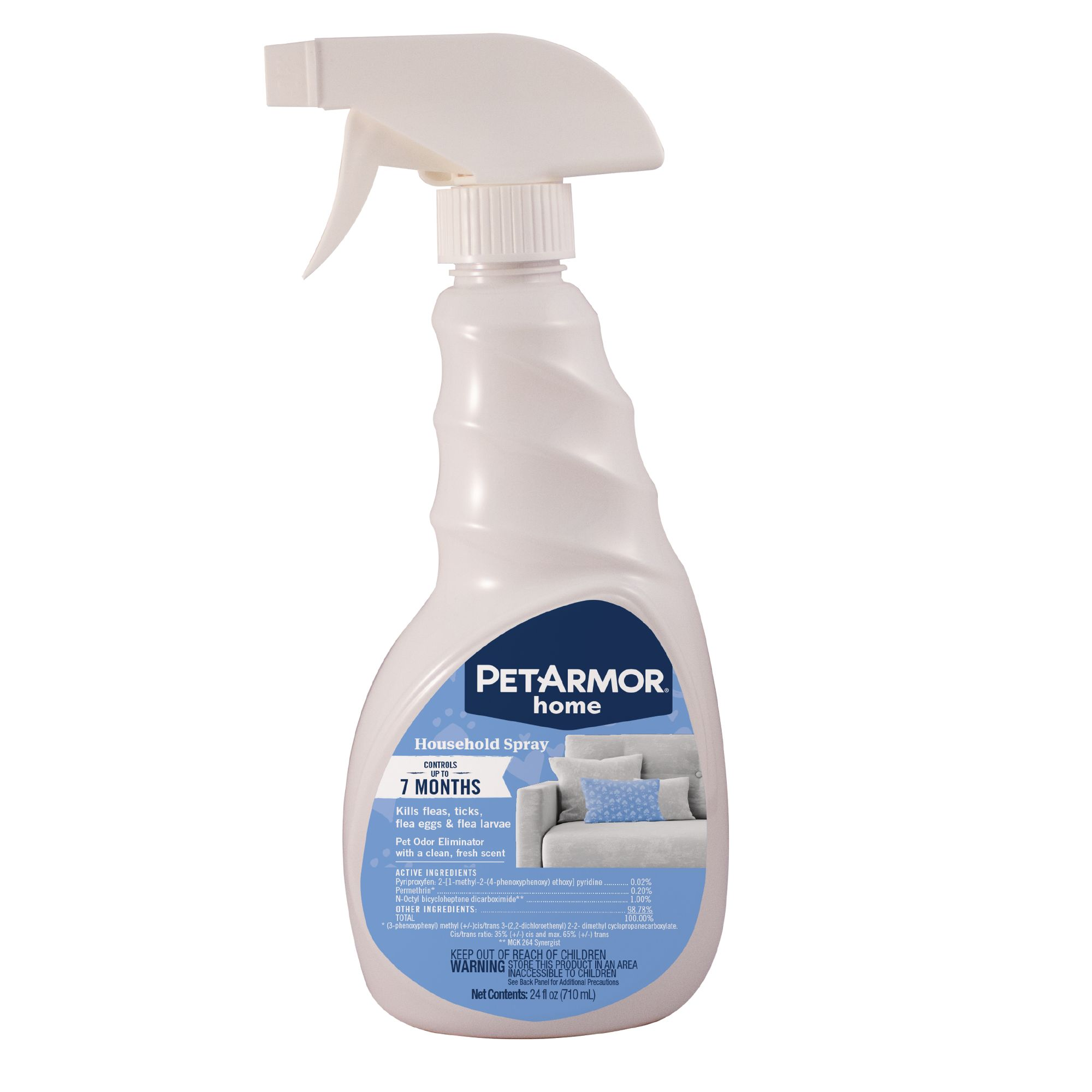 PetArmor Flea and Tick Household Spray