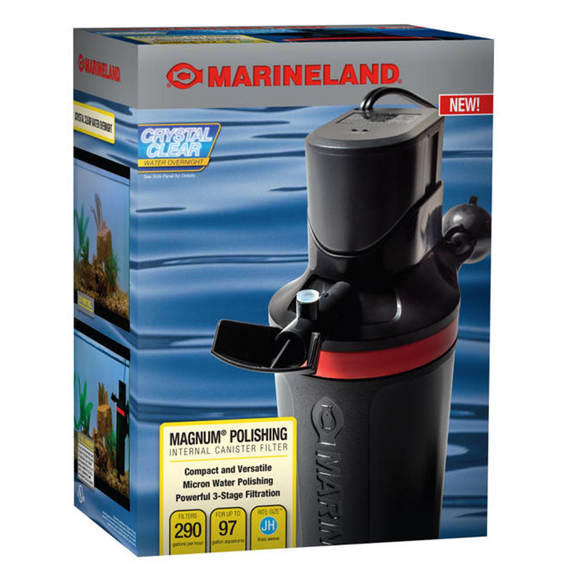 Petsmart Animals Pet Supplies Nano Cartridge Filter Air Water 10 03 U Mikron Marineland Polishing Internal