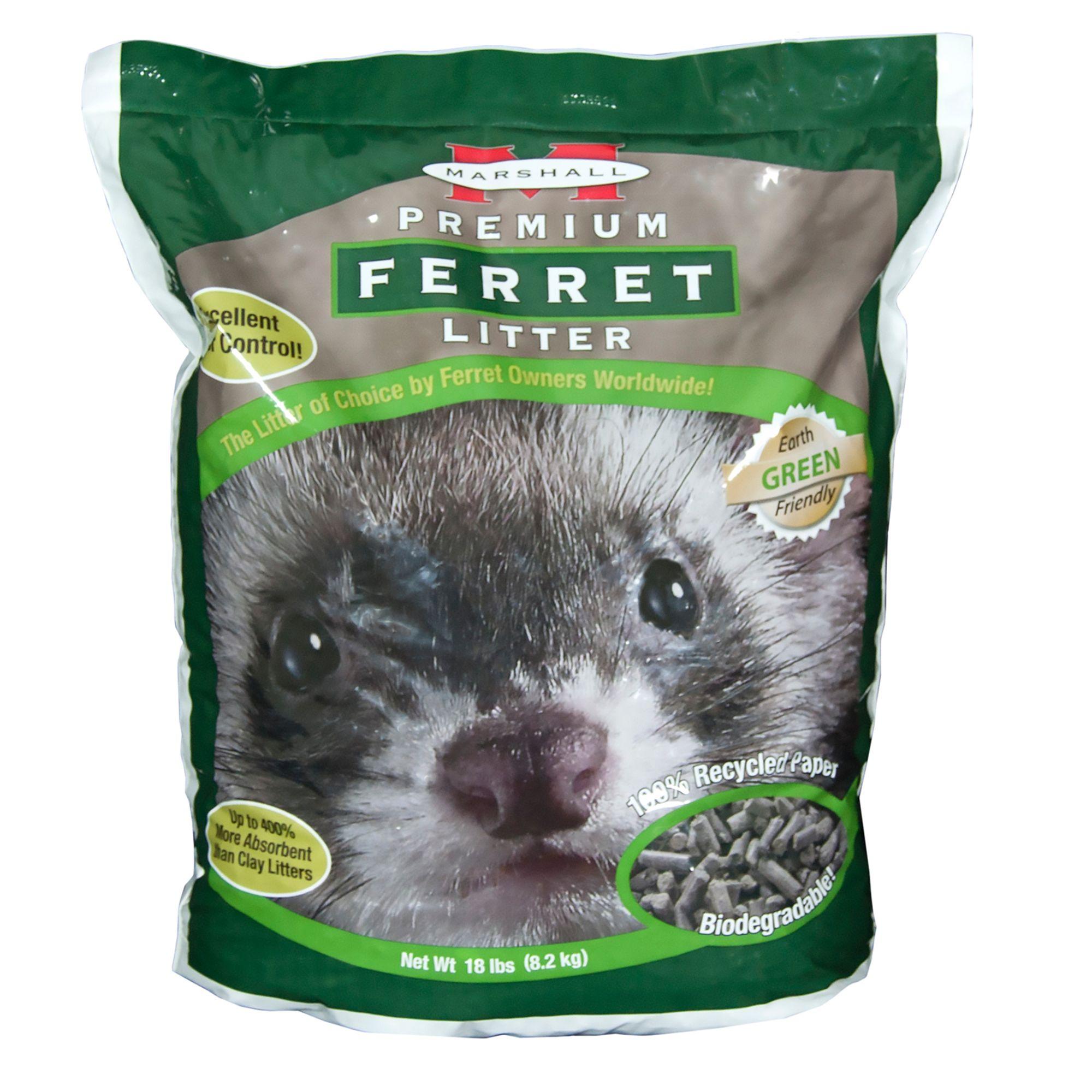 Marshall Ferret Litter Size 18 Lb