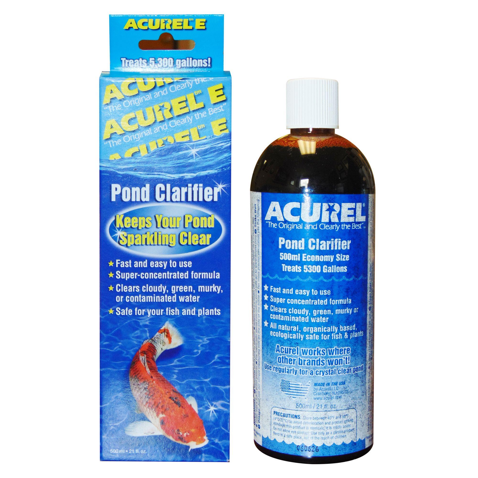 Acurel Pond Clarifier Size 16.9 Fl Oz