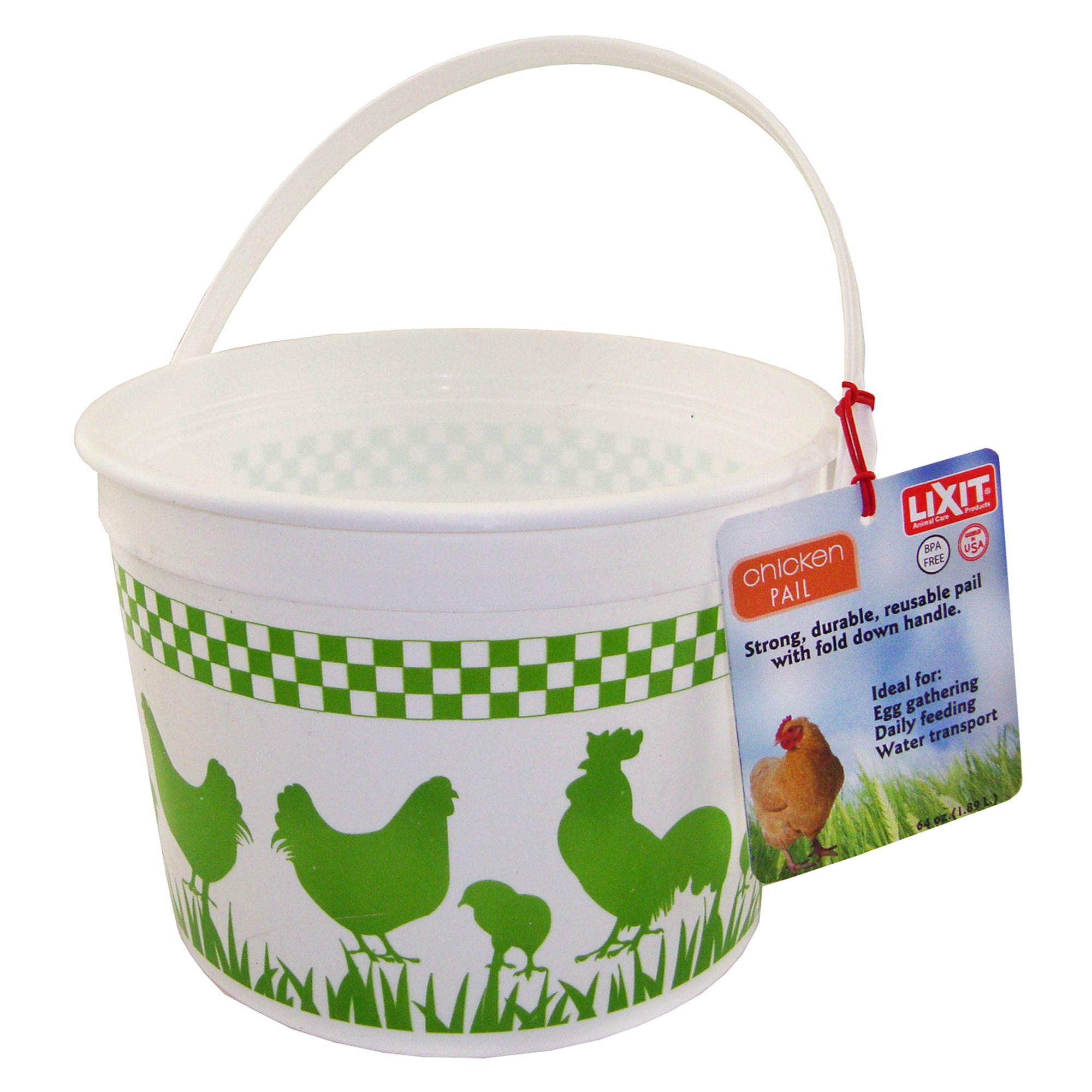 Lixit Egg Collection Pail 5272637