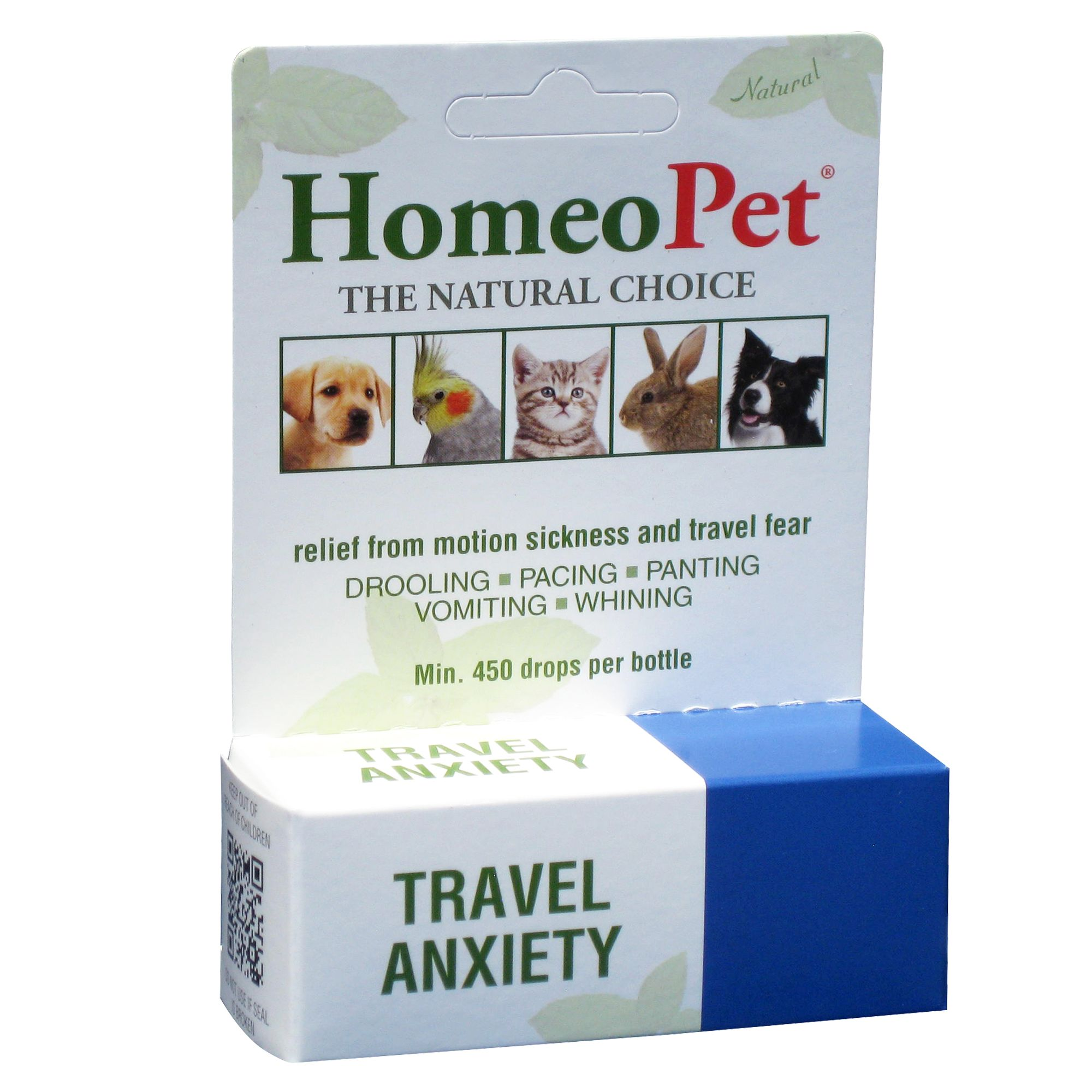 HomeoPet Travel Anxiety...