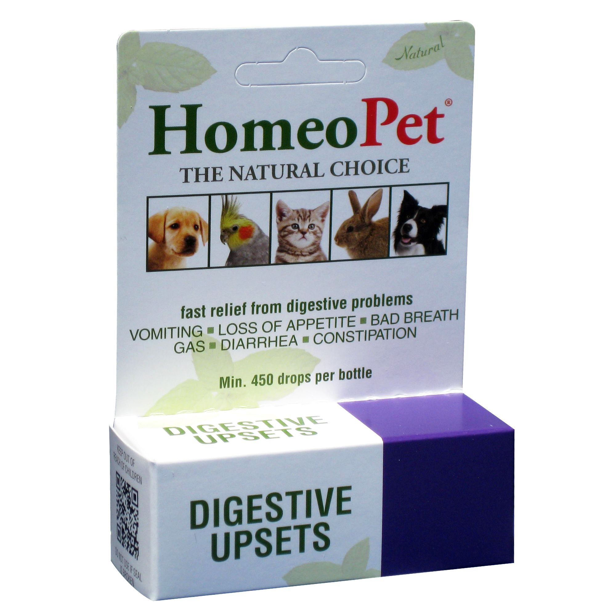 Homeopet Digestive Upsets Relief